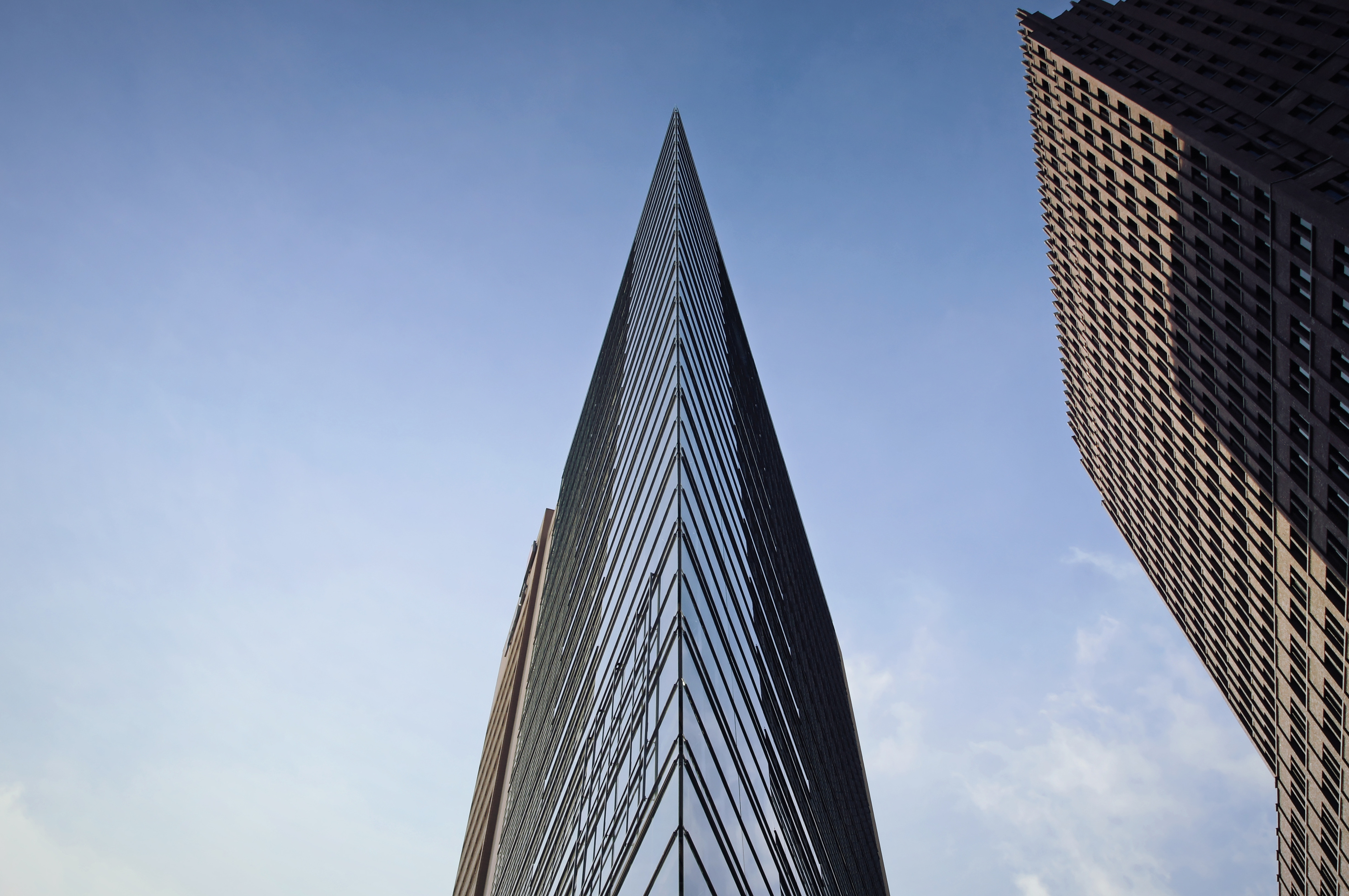 Triangle high-rise building in Berlin - Our Great Photos