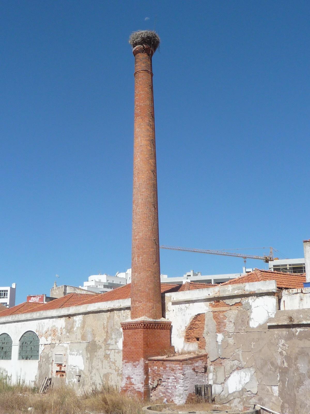 High chimney photo