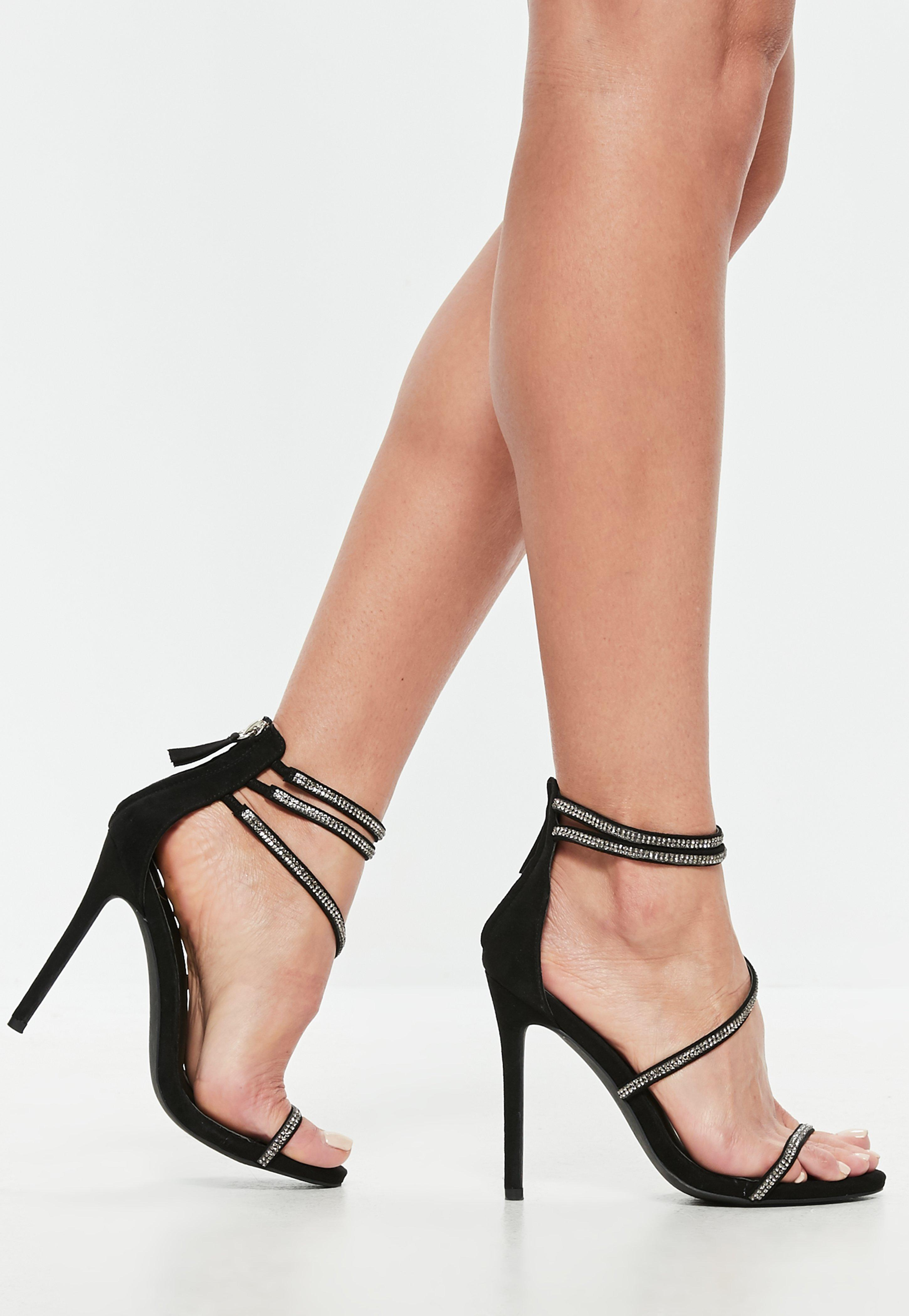 Barely There Heels - High Heels - Shoes