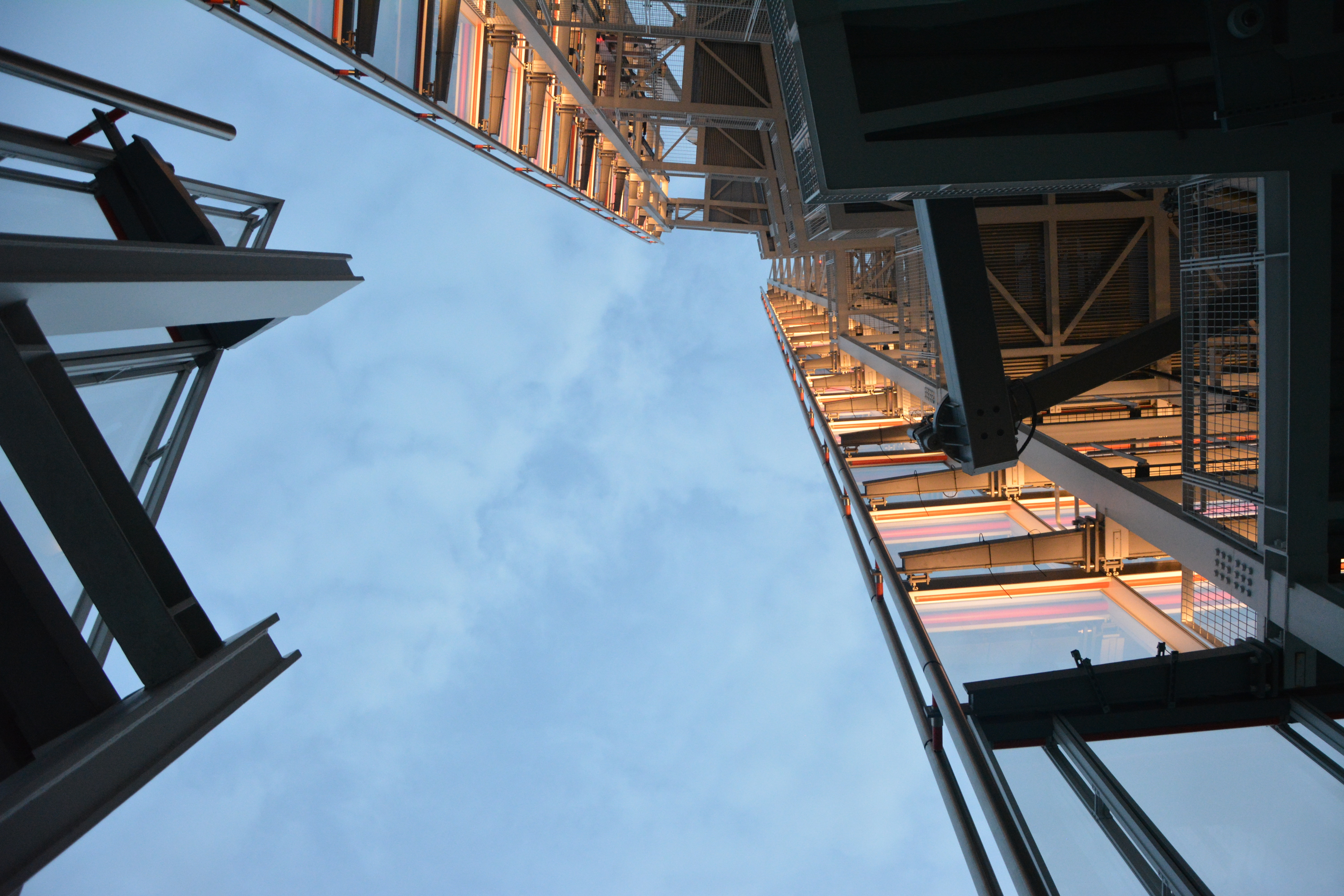 High Rise Building Low Angle Photography, Architecture, Building, Construction, Daylight, HQ Photo
