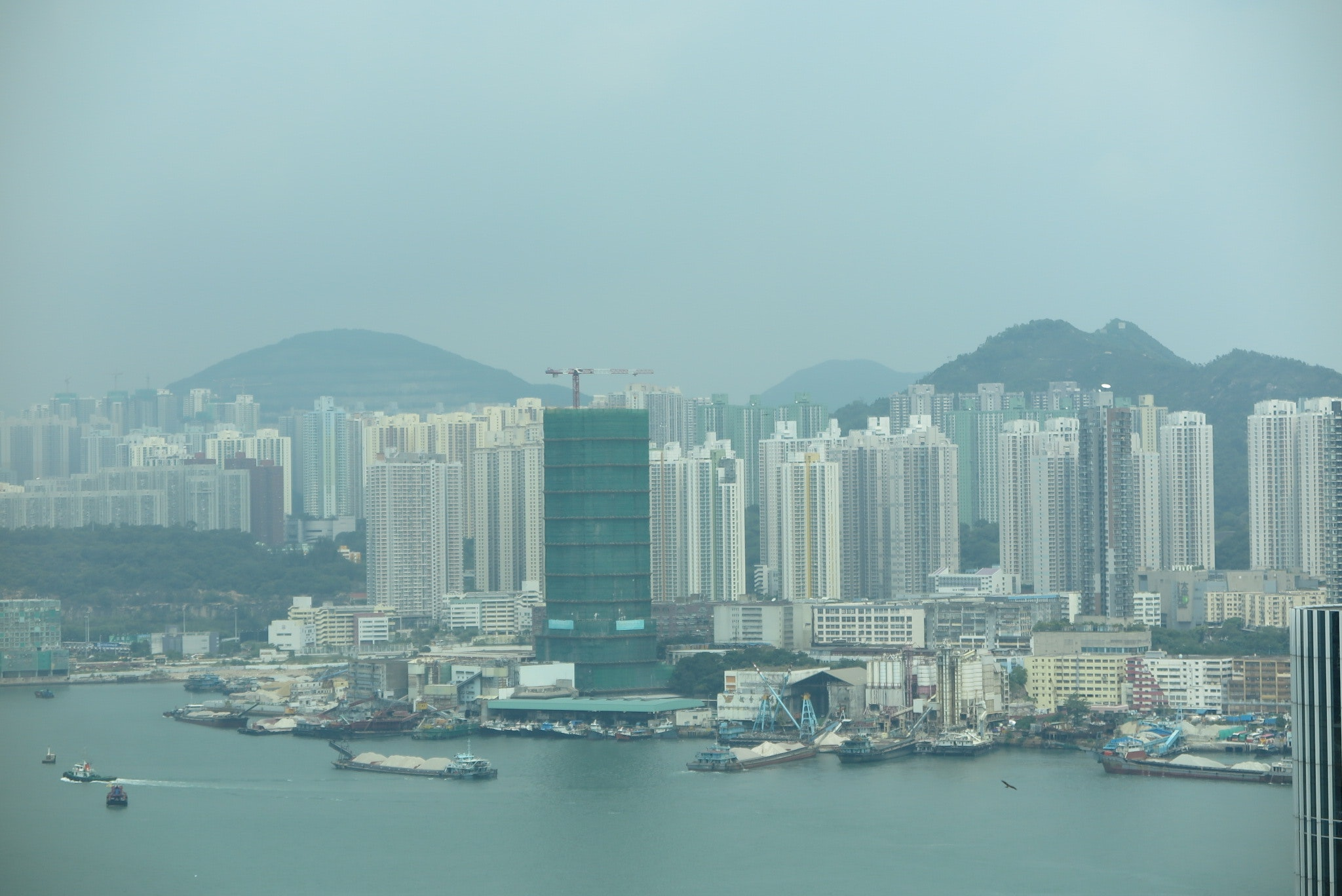 High Rise Building Near Body of Water, Buildings, City, Cityscape, Downtown, HQ Photo