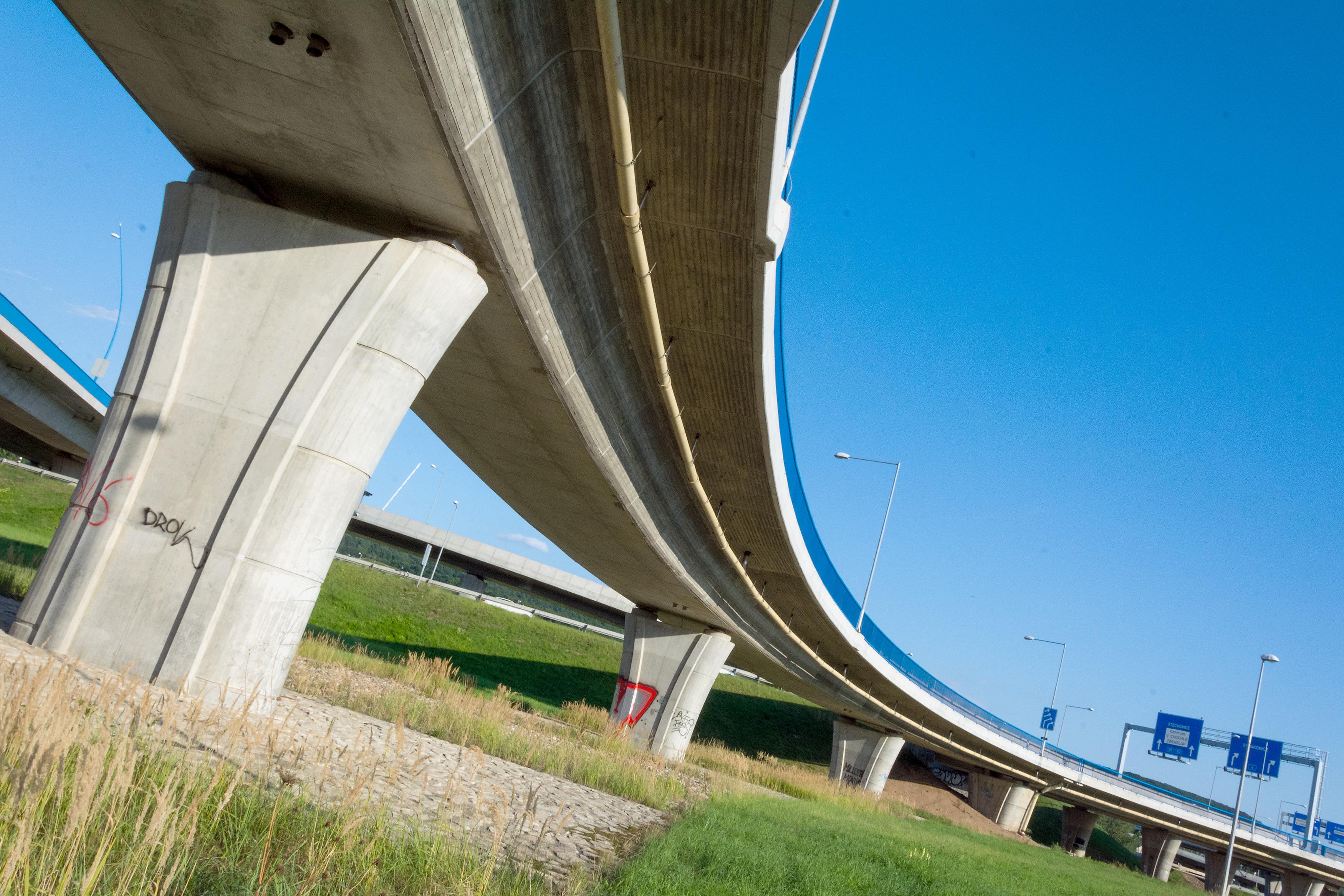 Free Image: Highway Bridge | Libreshot Public Domain Photos