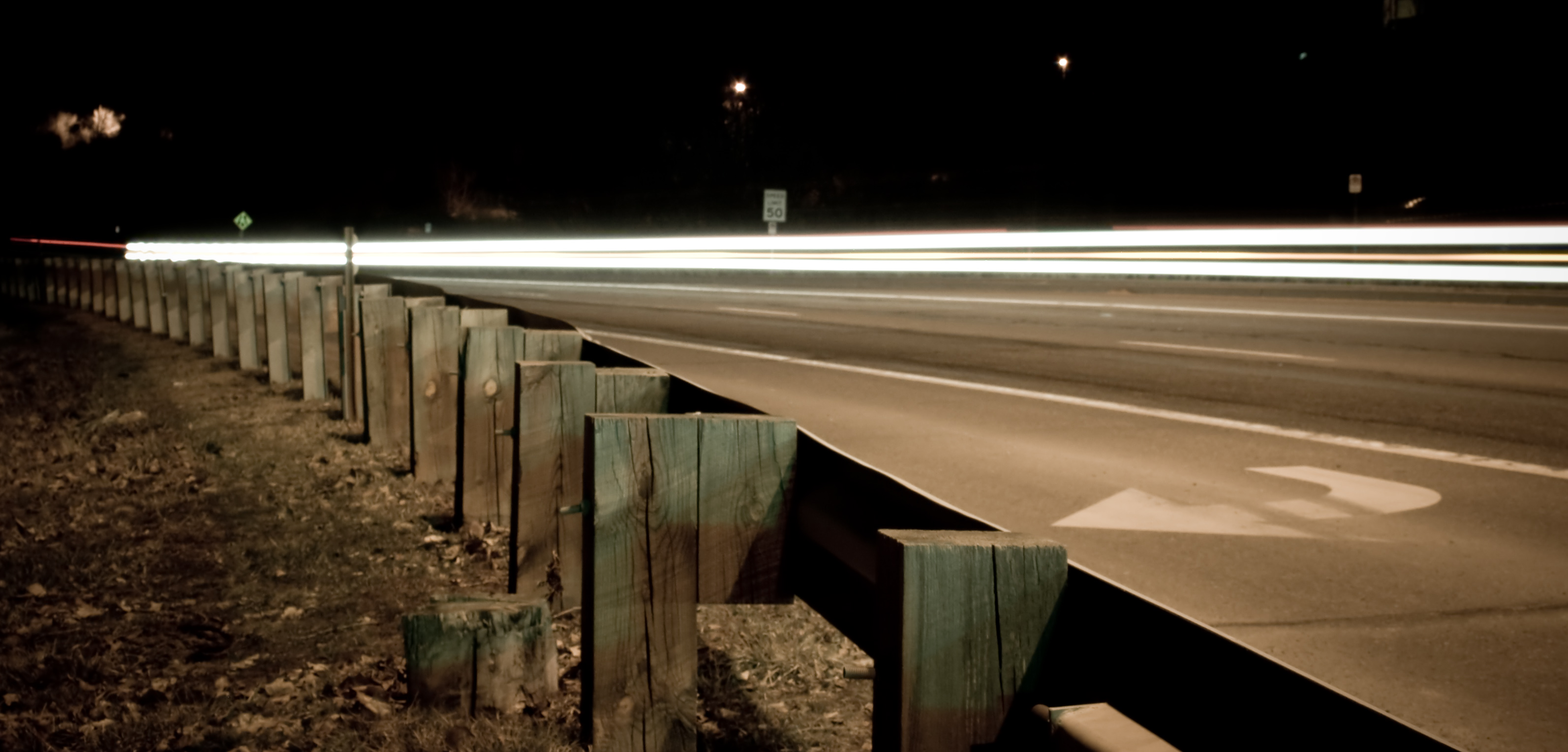 Highway exposure, Automobile, Night, Transportation, Street, HQ Photo
