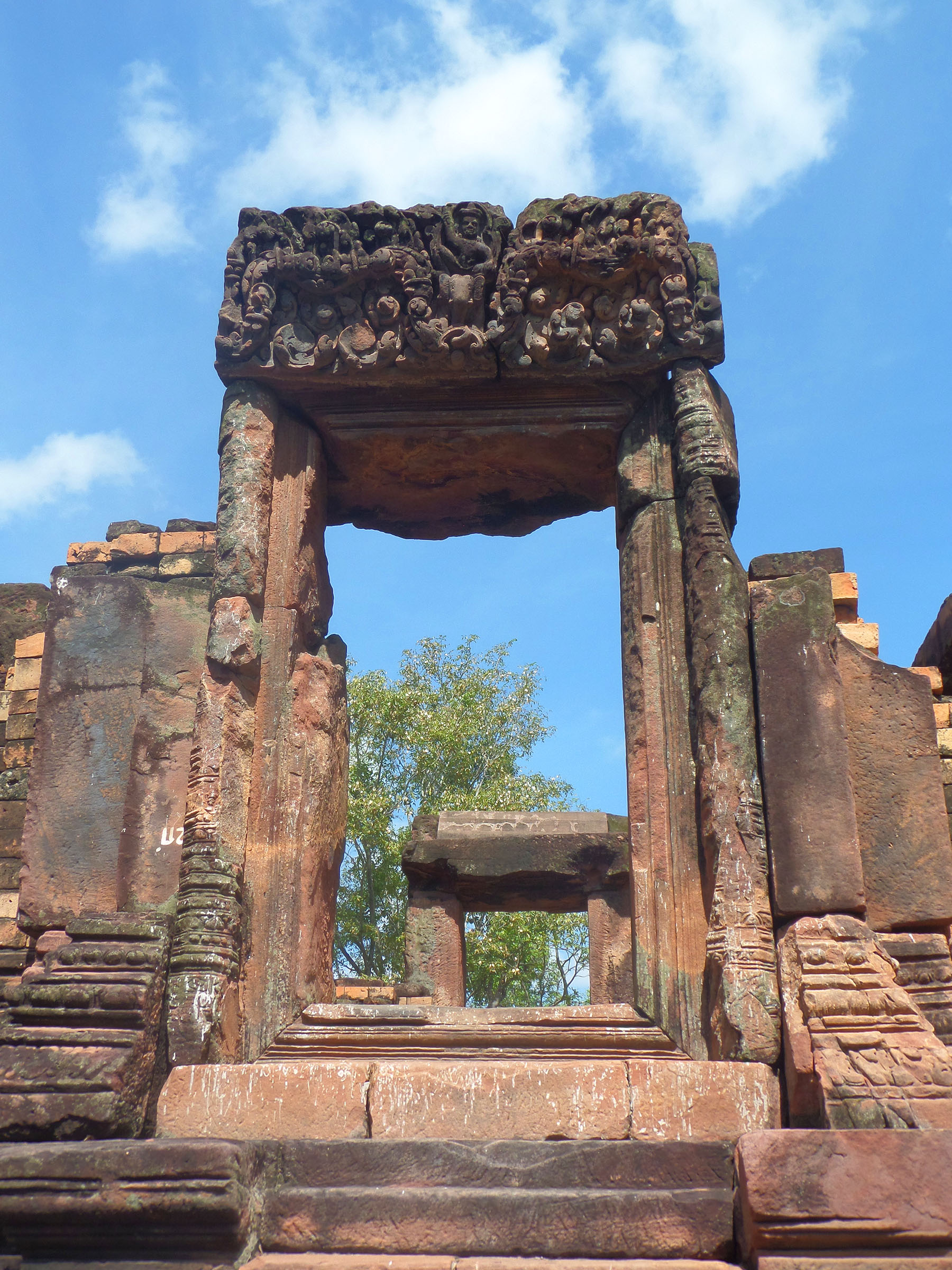 Hindu temple ruins, Ancient, Archaeological, Hindu, Hinduism, HQ Photo