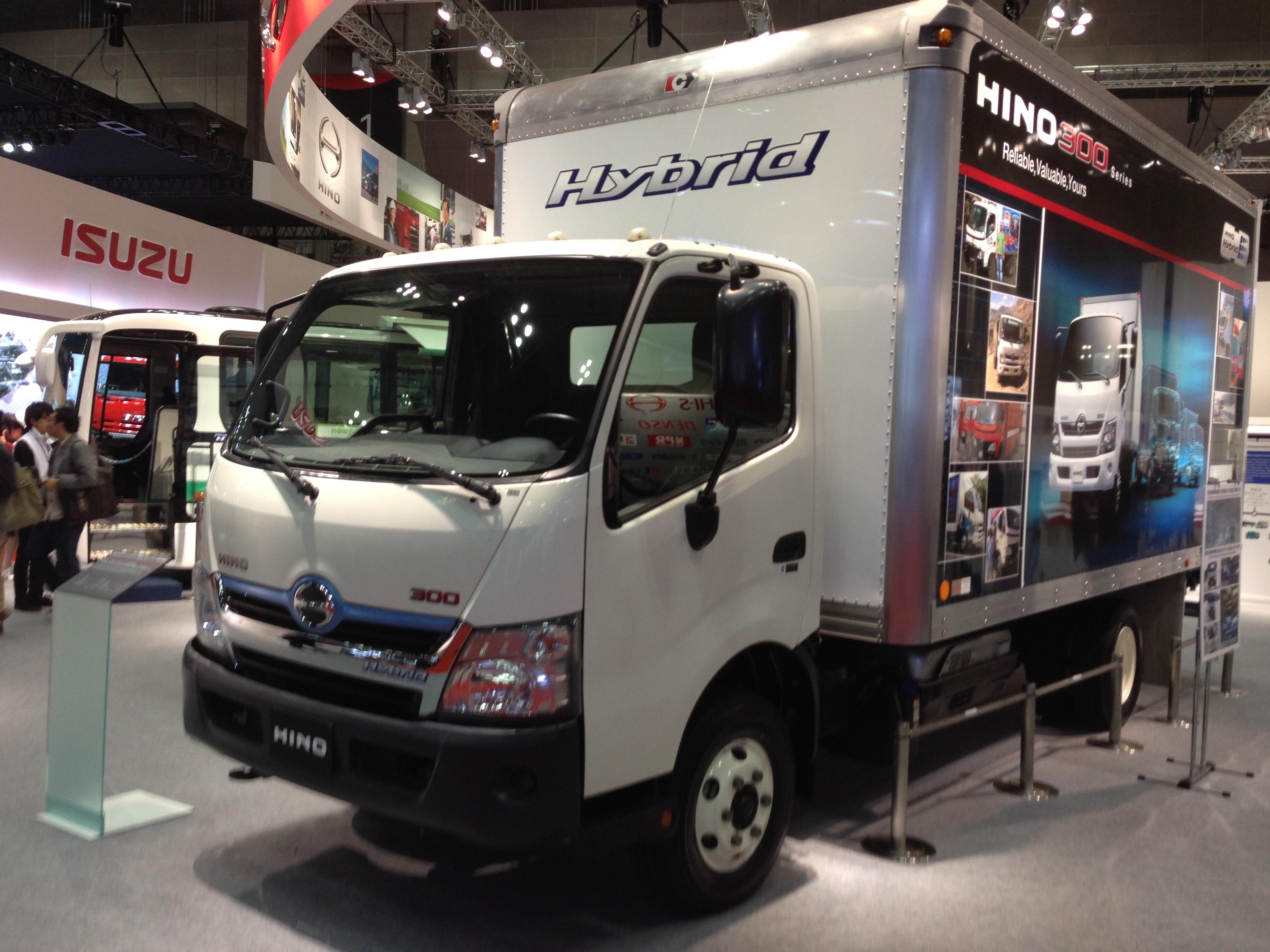 Hino Motors - Wikipedia