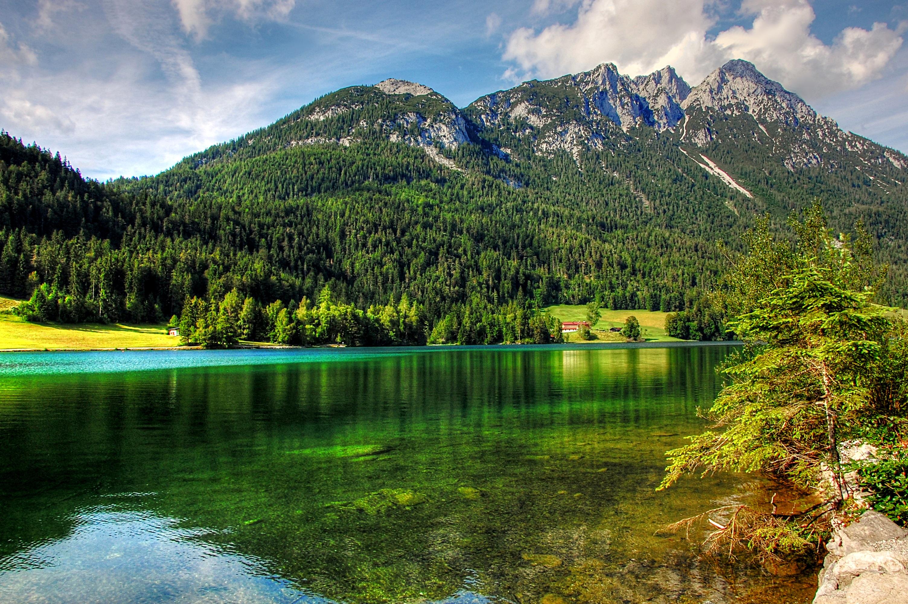 Hintersteiner lake photo