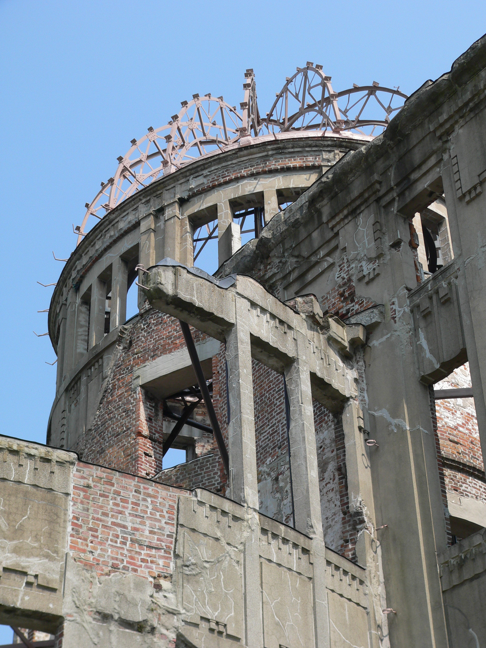 Hiroshima Atomic Bomb Dome, Park, World, Weapon, Unesco, HQ Photo