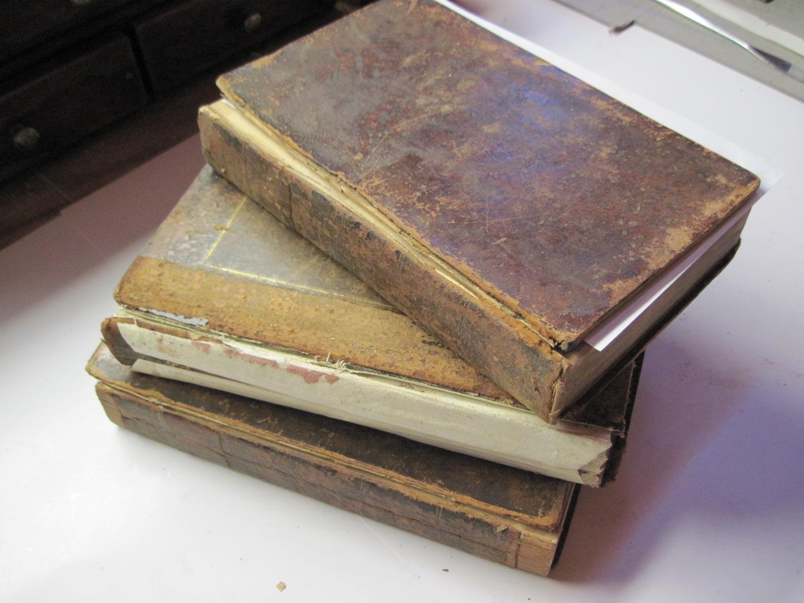 Fine Book Binding and Restoration: Restoration of Rare Historical Books