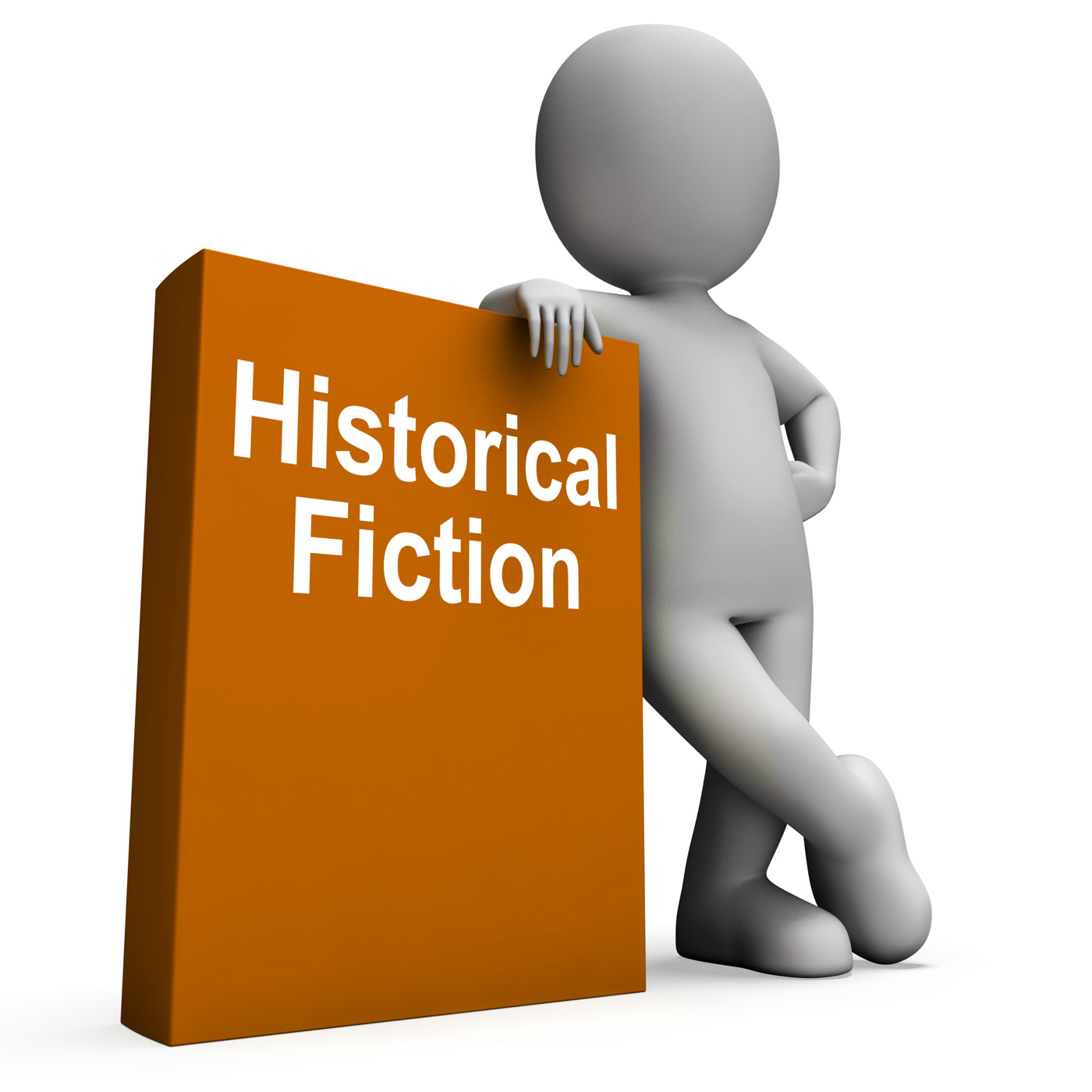 Historical fiction book and character means books from history photo