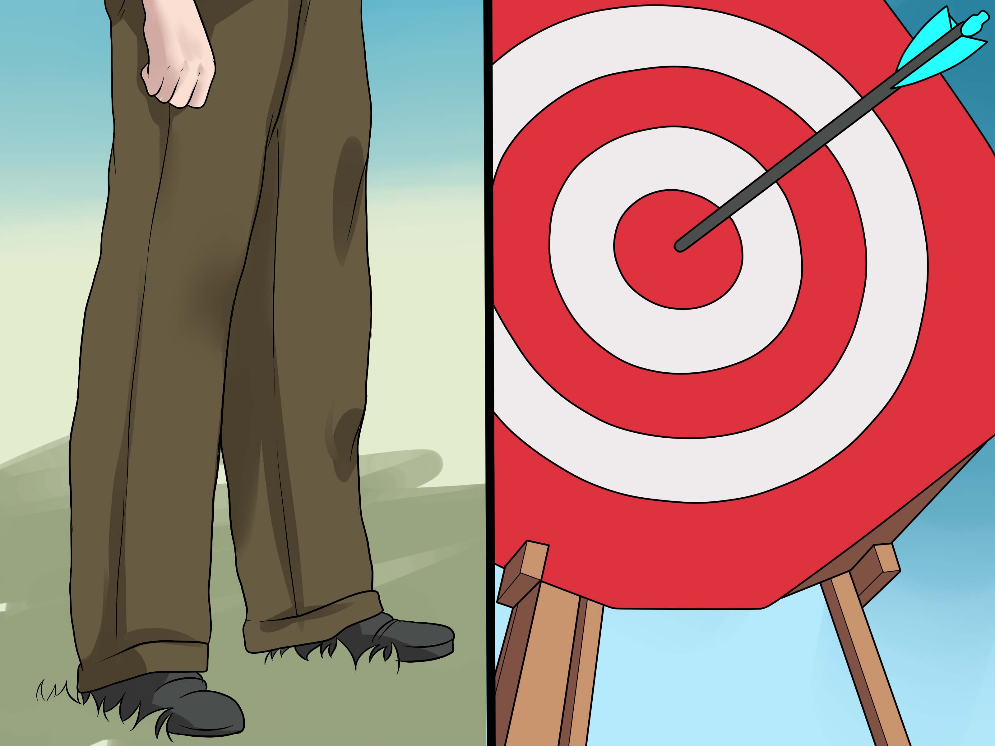 How to Shoot a Recurve Bow (with Pictures) - wikiHow