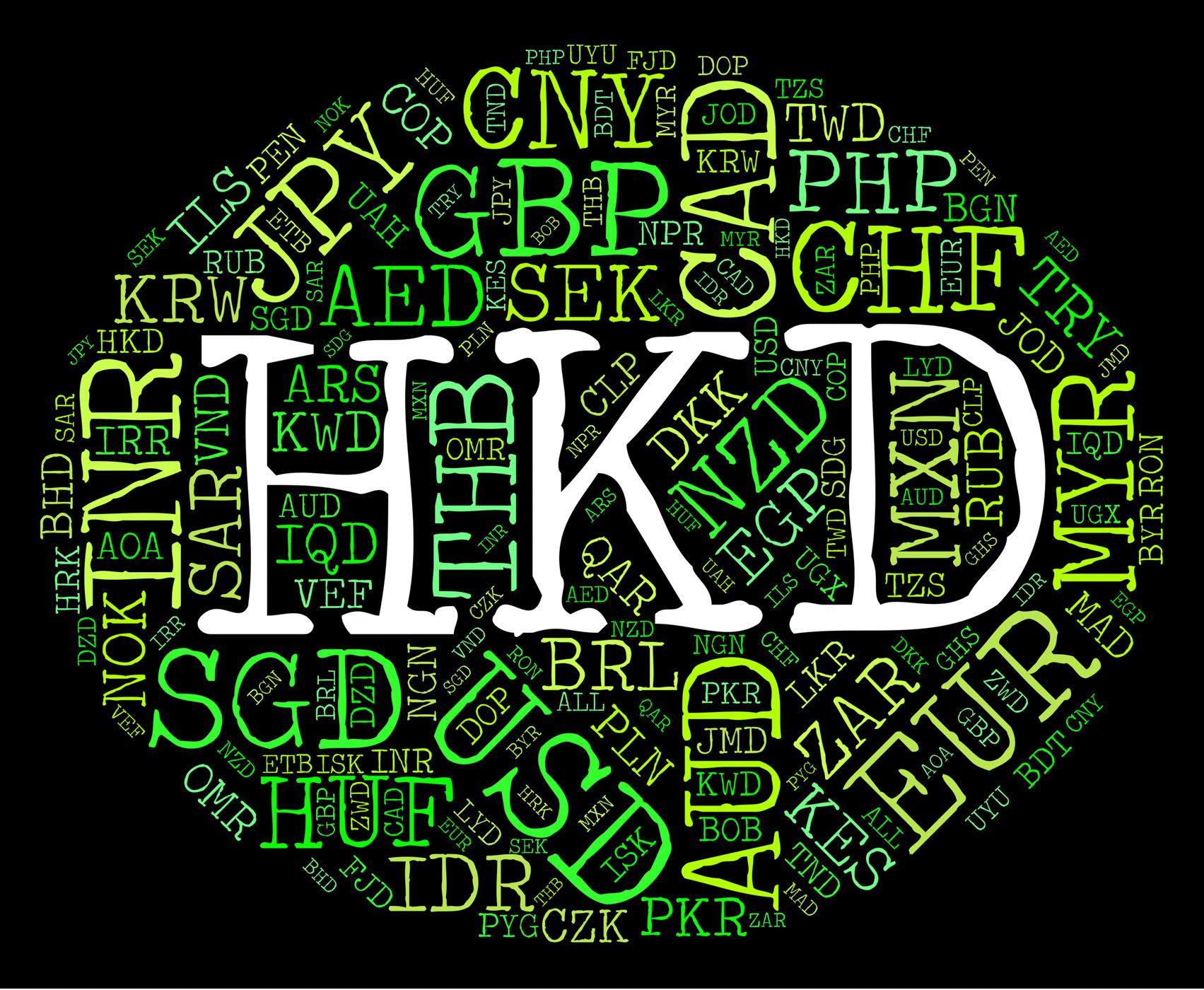 Hkd Currency Indicates Hong Kong Dollar And Coinage, Hongkong, Hongkongdollar, Hkdcurrency, Hkd, HQ Photo