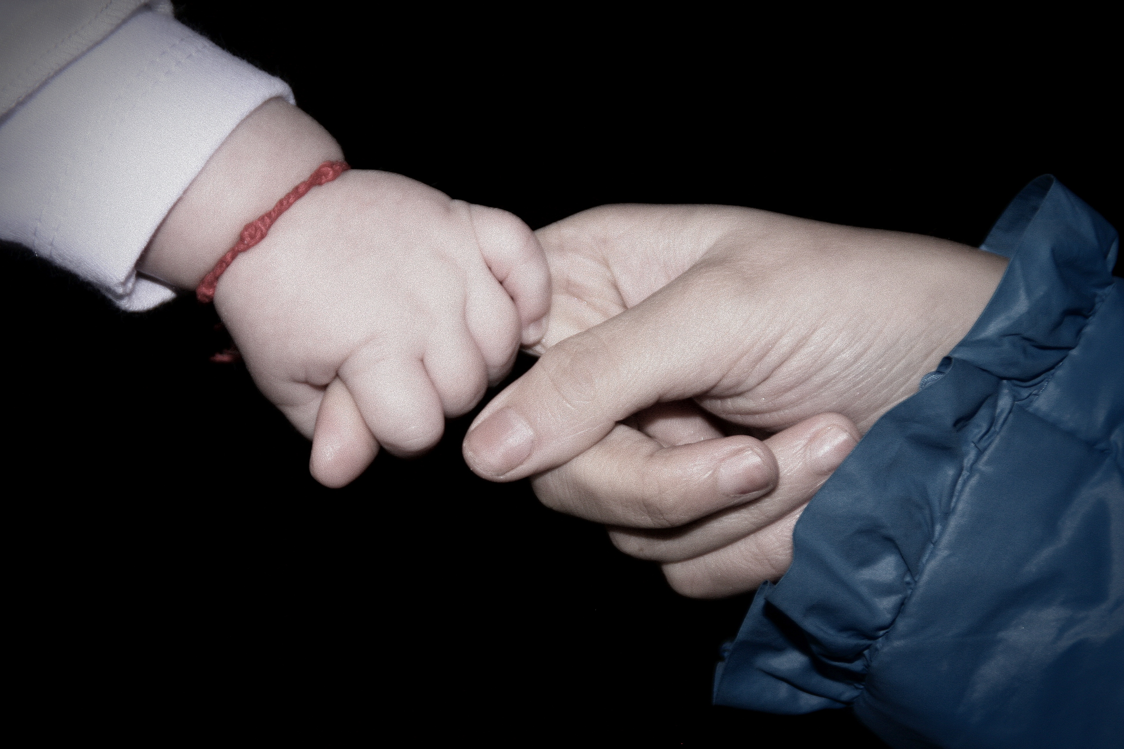 Holding Hands, Child, Father, Hand, Hold, HQ Photo
