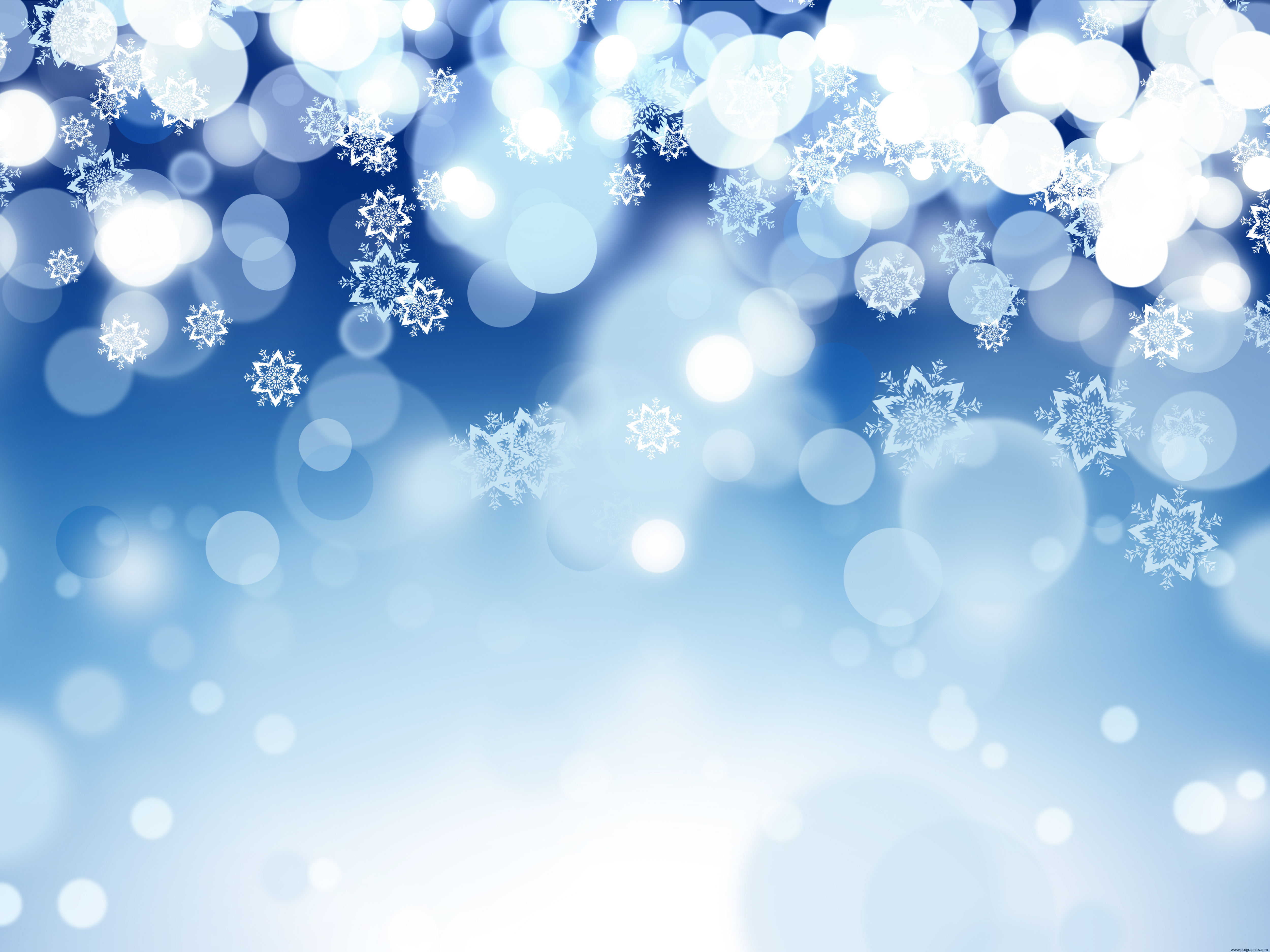 Abstract holiday background | PSDGraphics
