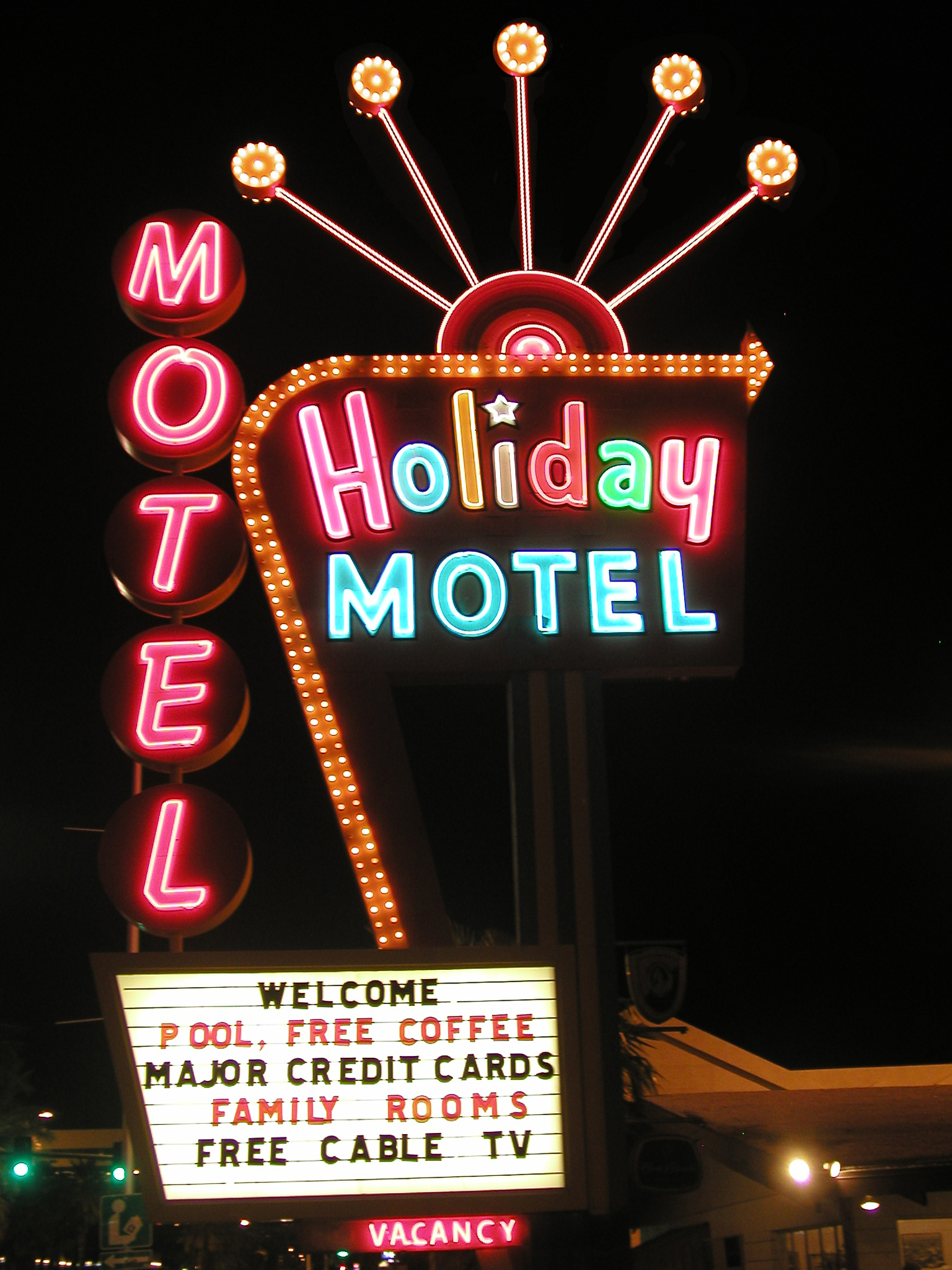 Photo #76126: Historic Holiday Motel | America's Byways