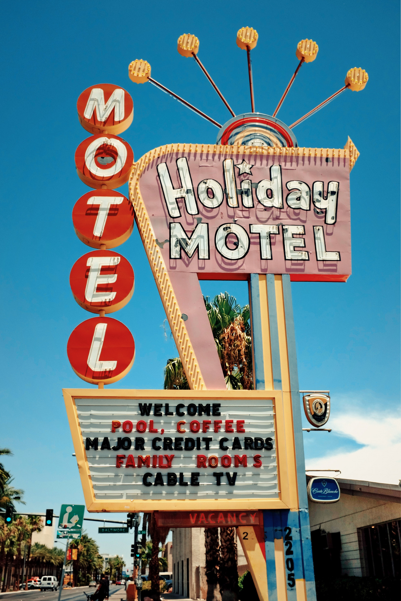Holiday Motel - hotelroomsearch.net