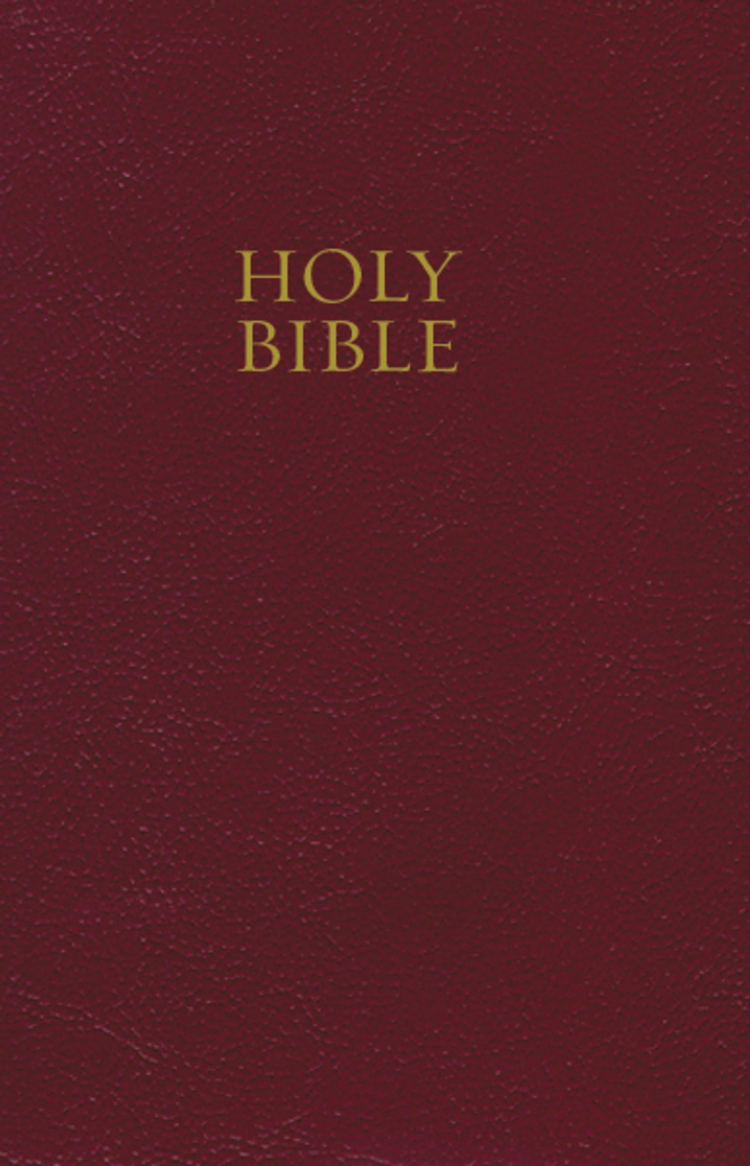 Holy Bible [NKJV]: Amazon.co.uk: Thomas Nelson Publishers ...