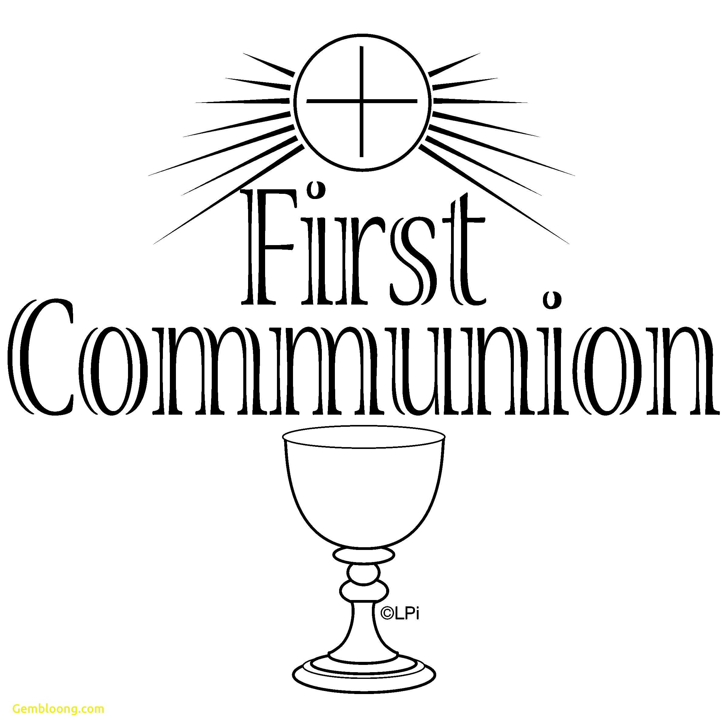 free photo holy communion clipart religion religious wine non rh jooinn com first communion clip art free first communion clipart free