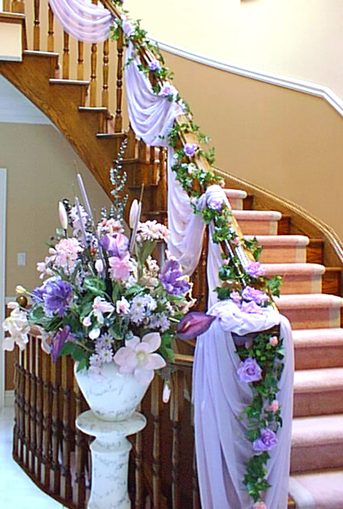 Home Flowers Decoration
