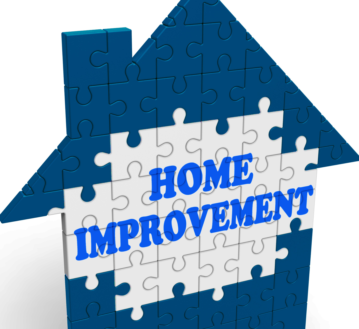 Home improvement house means renovate or restore photo