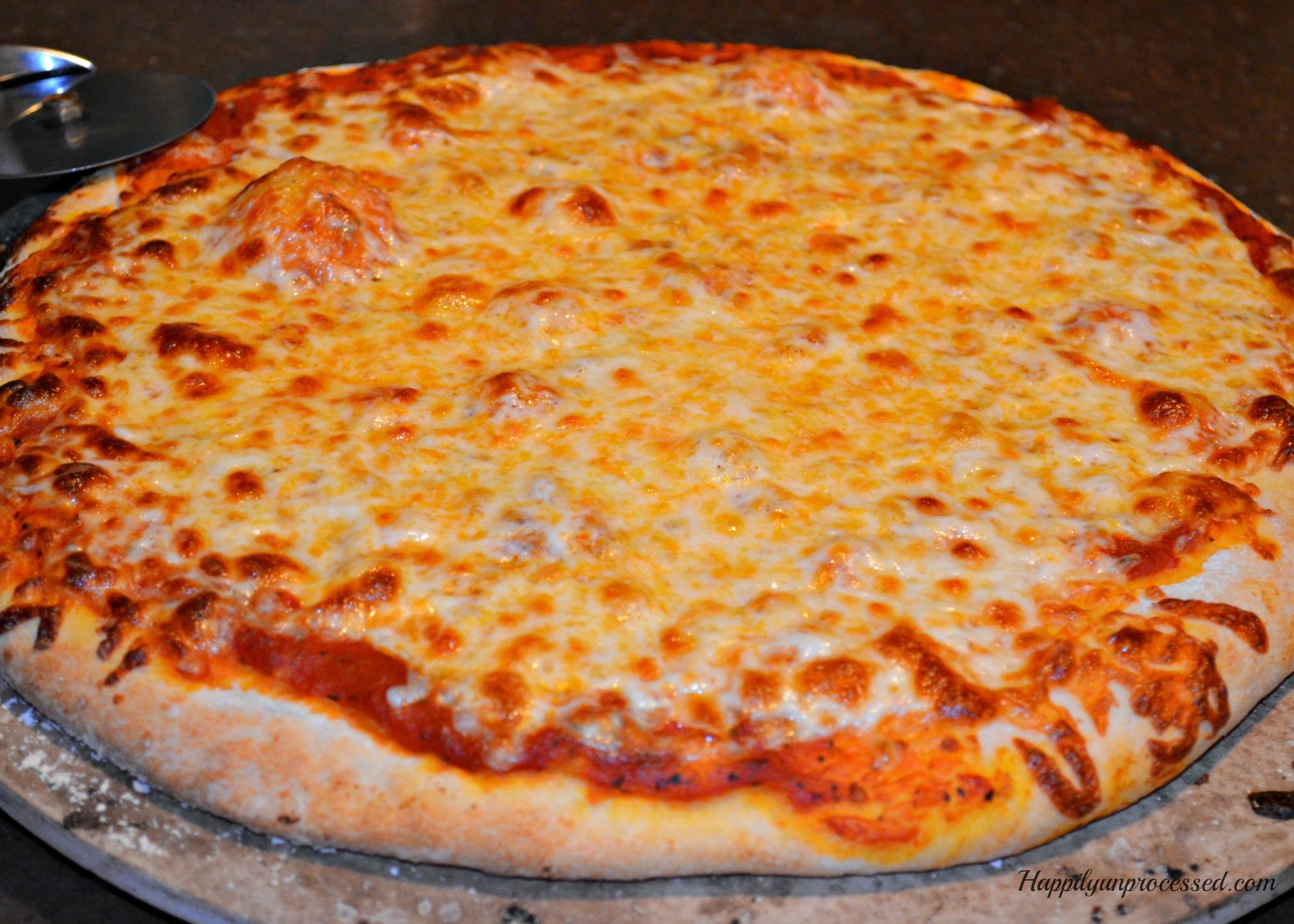 Friday Night Homemade Pizza