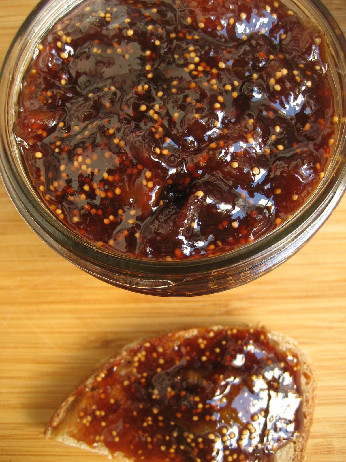 Homemade Trade: Fig Jam Four Ways + Chipotle Fig Jam Recipe
