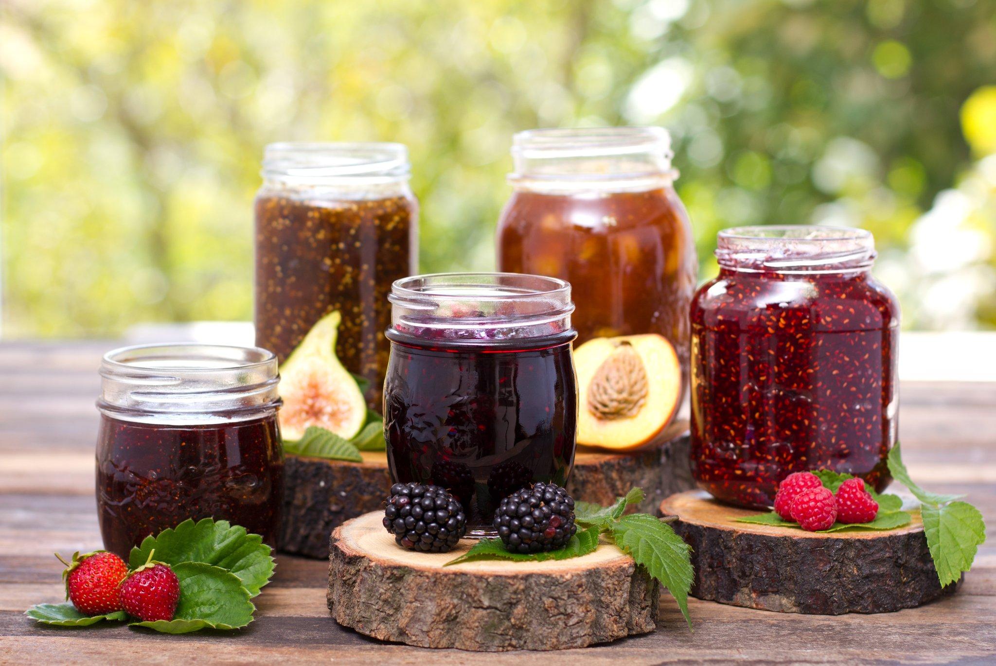 Homemade Jam Recipes   POPSUGAR Food