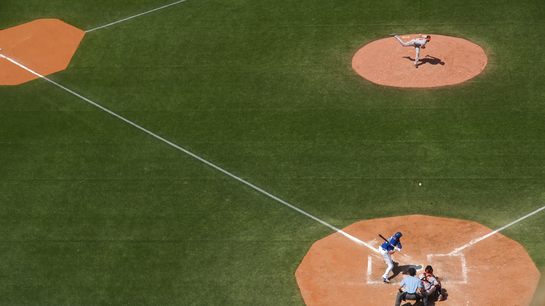 Homerun, Baseball, Green, Ground, Run, HQ Photo