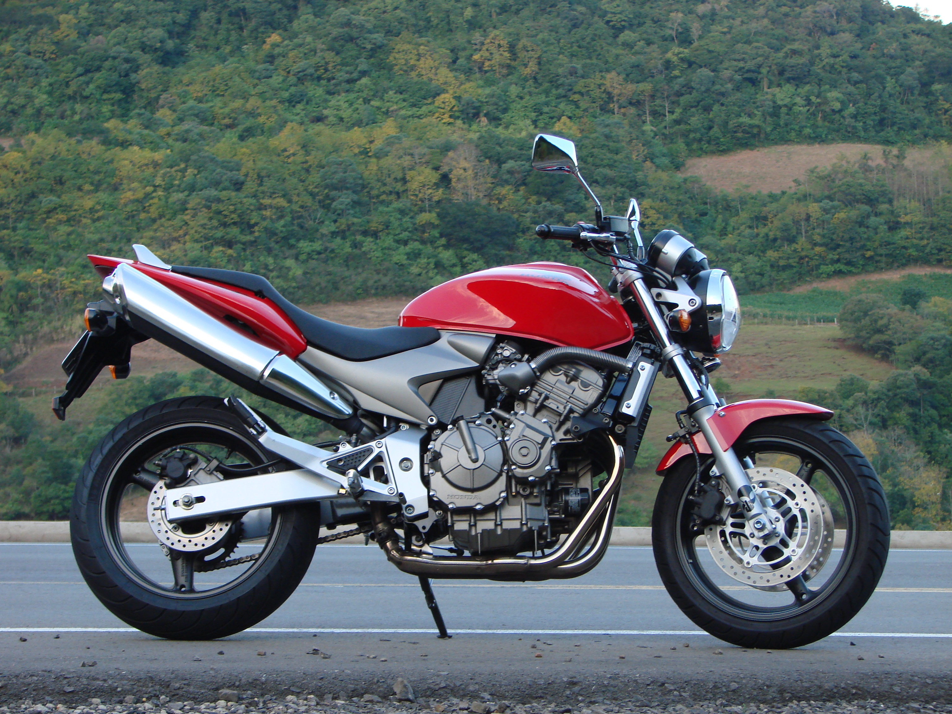 Honda cb600 hornet 2005 photo