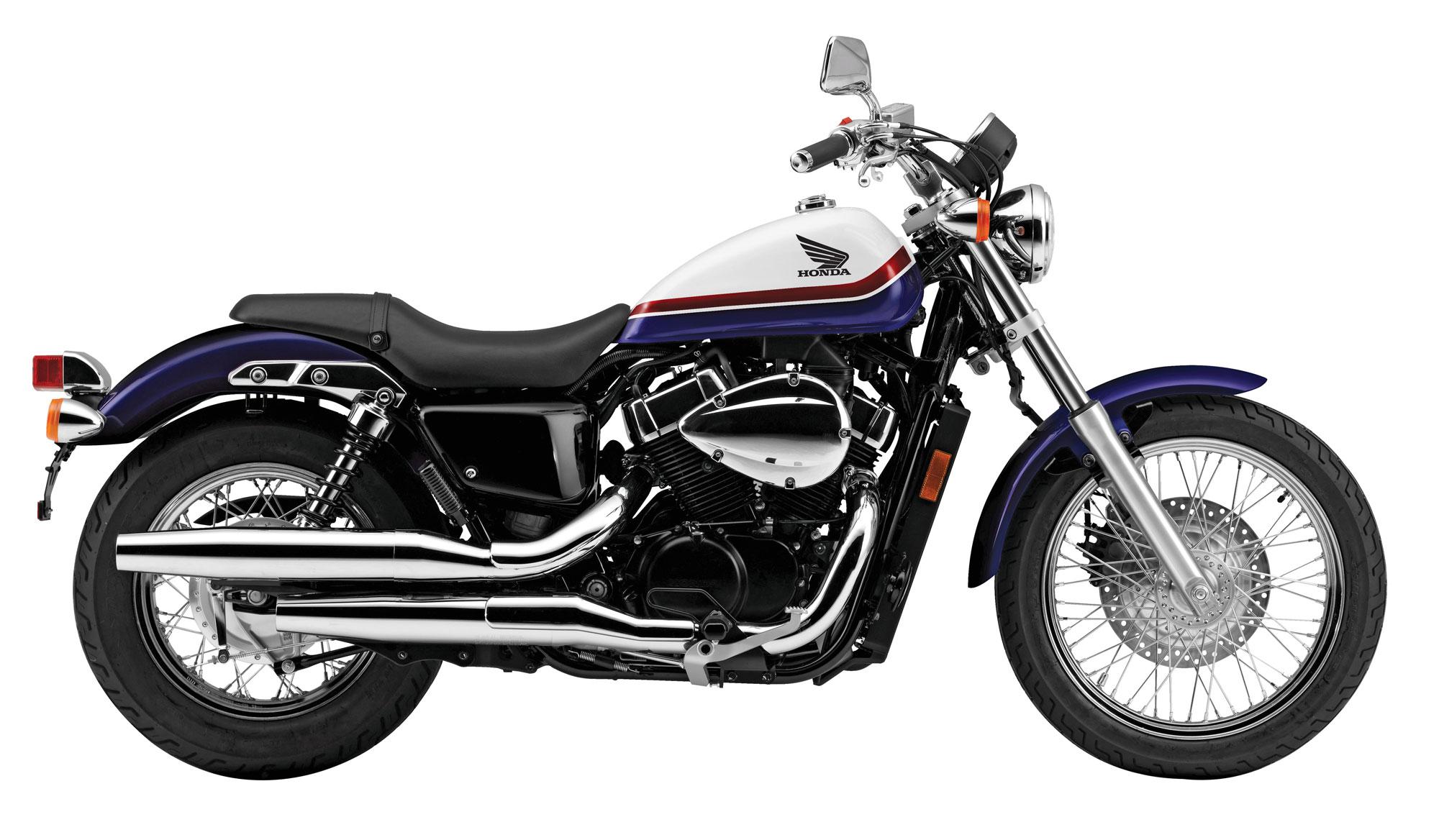 2011 Honda Motorcycle Models