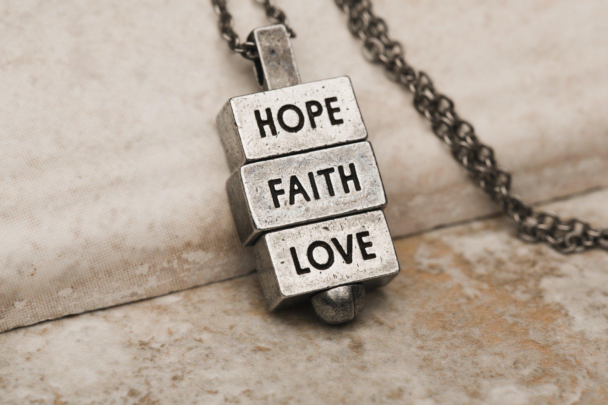 Hope Faith Love - 212 west