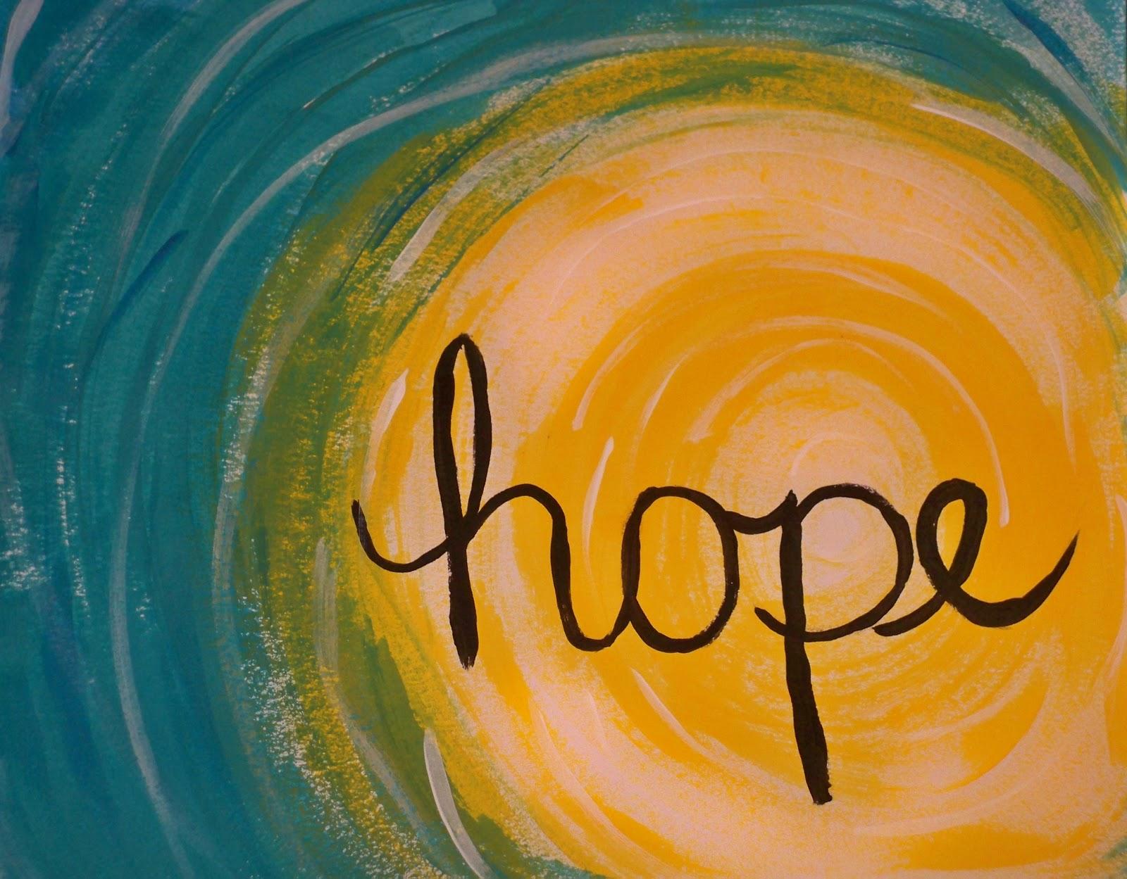 Hope | Make Me Stronger