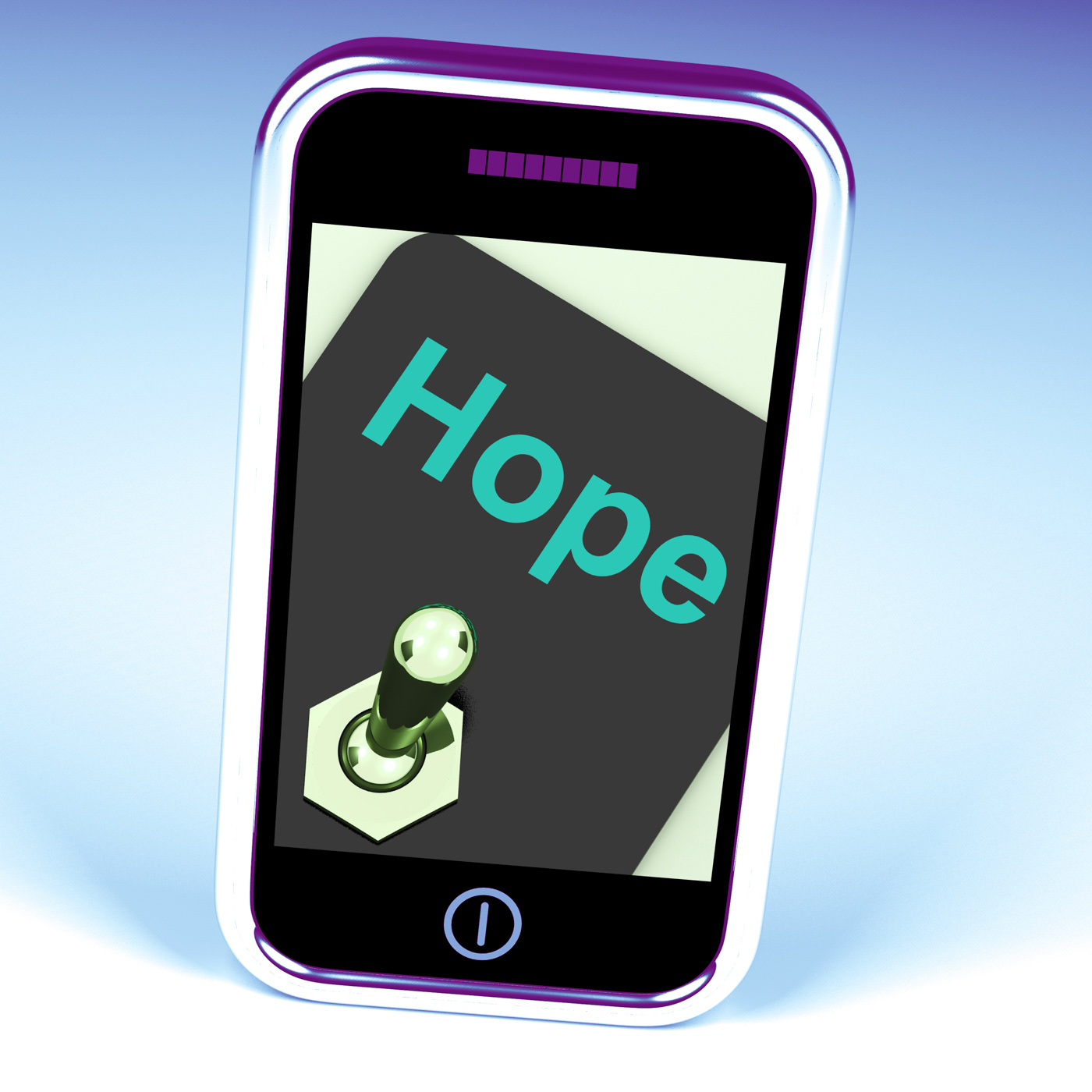 Hope Switch Phone Shows Wishing Hoping Wanting, Faith, Wishing, Wishful, Wishes, HQ Photo