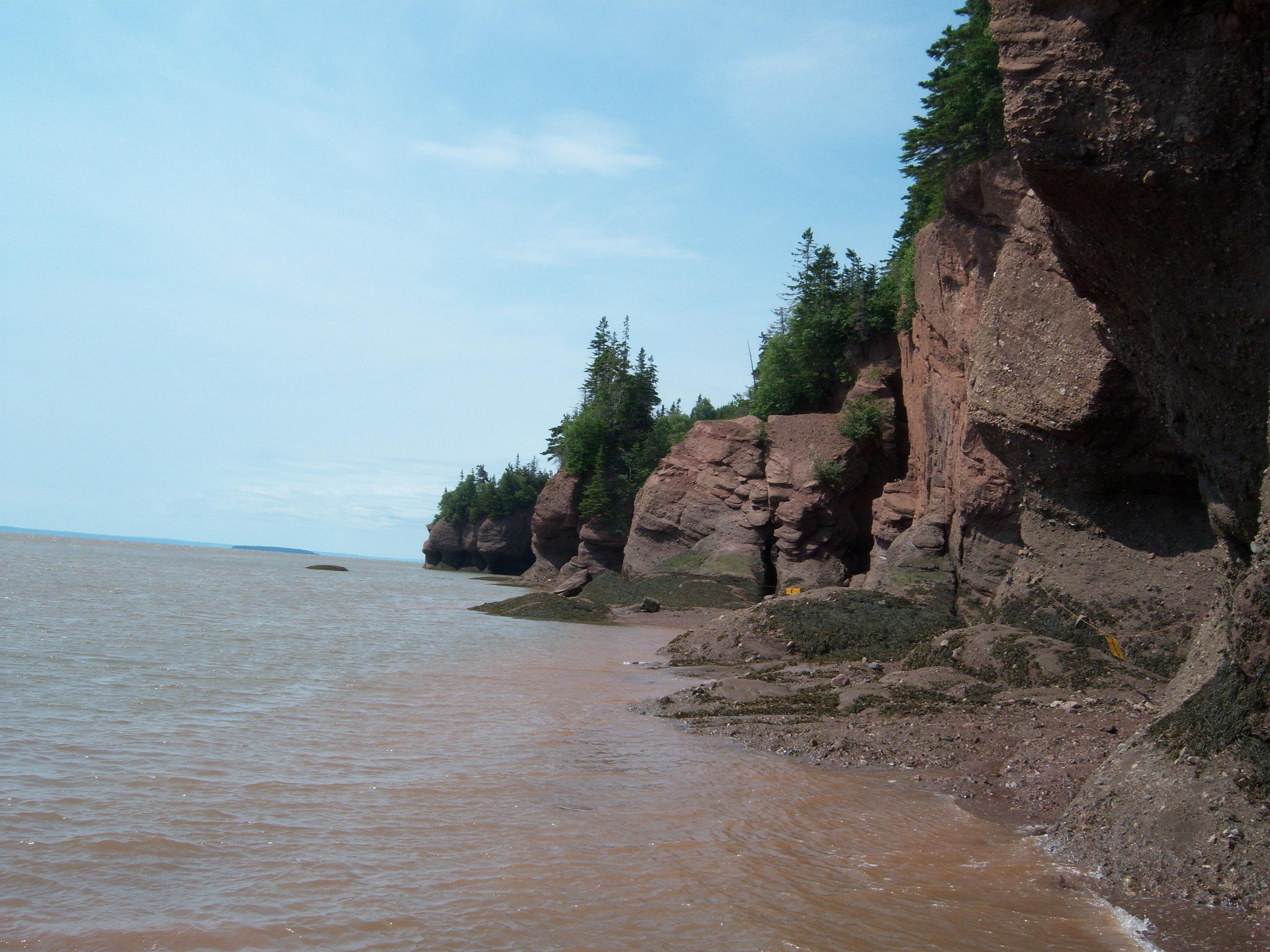 File:Hopewell Rocks Provincial Park . .4.jpg - Wikimedia Commons