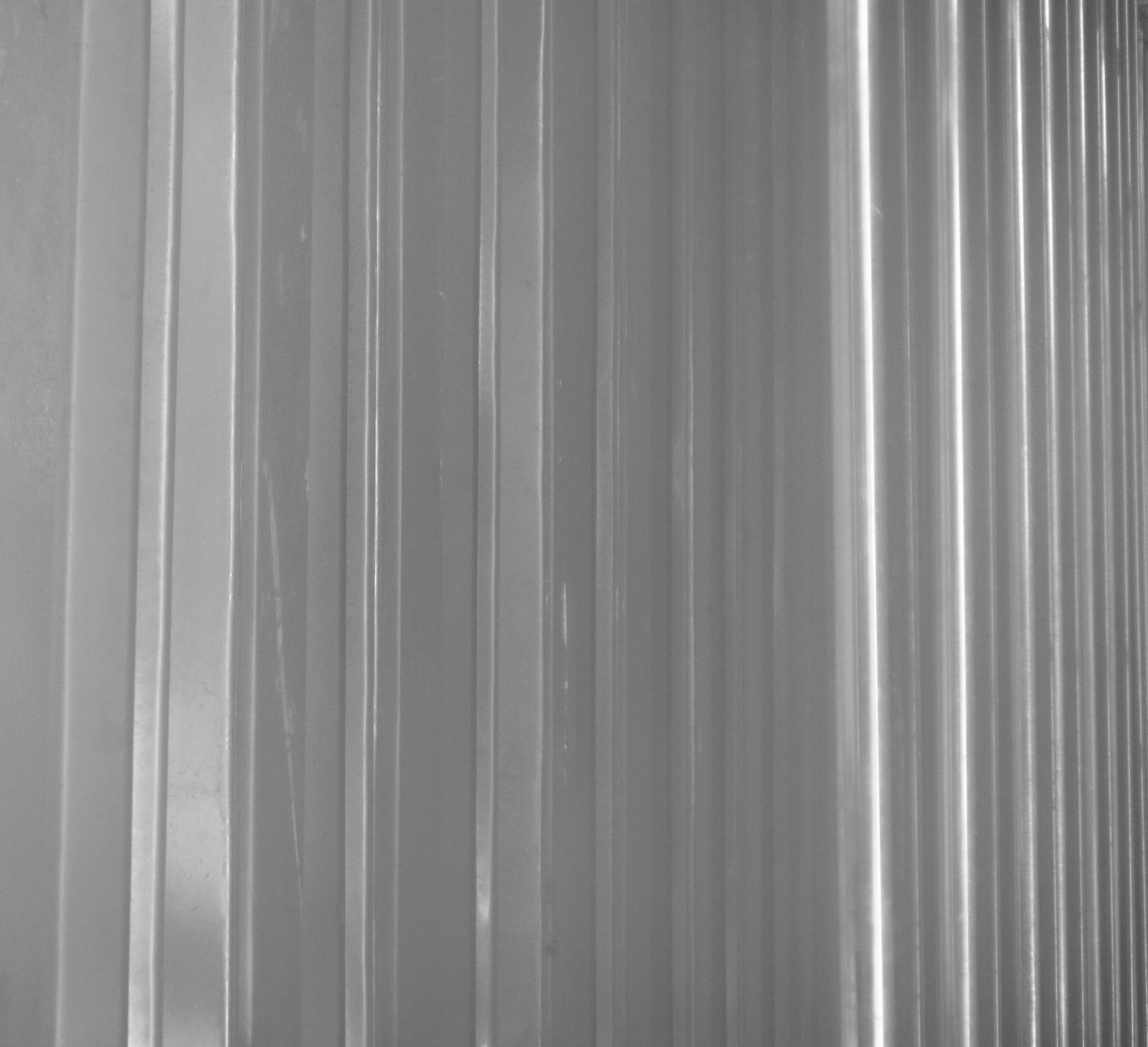 Horizontal metal panels background photo