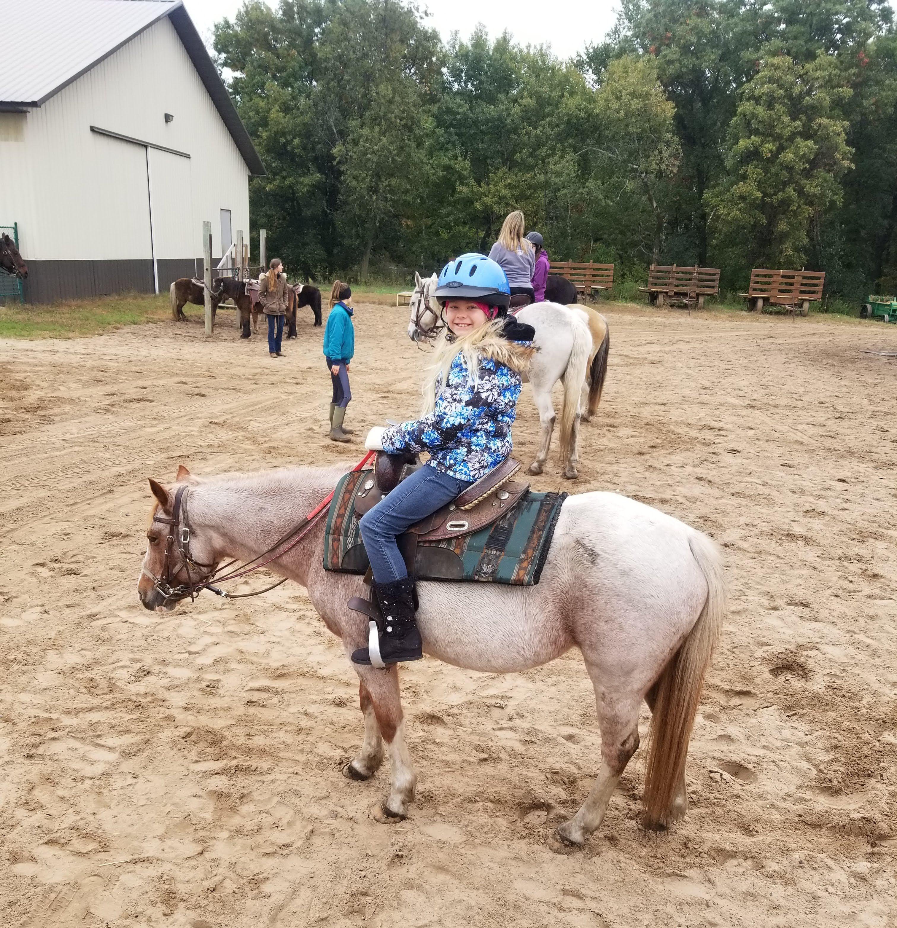 Horseback riding, Horseback riding