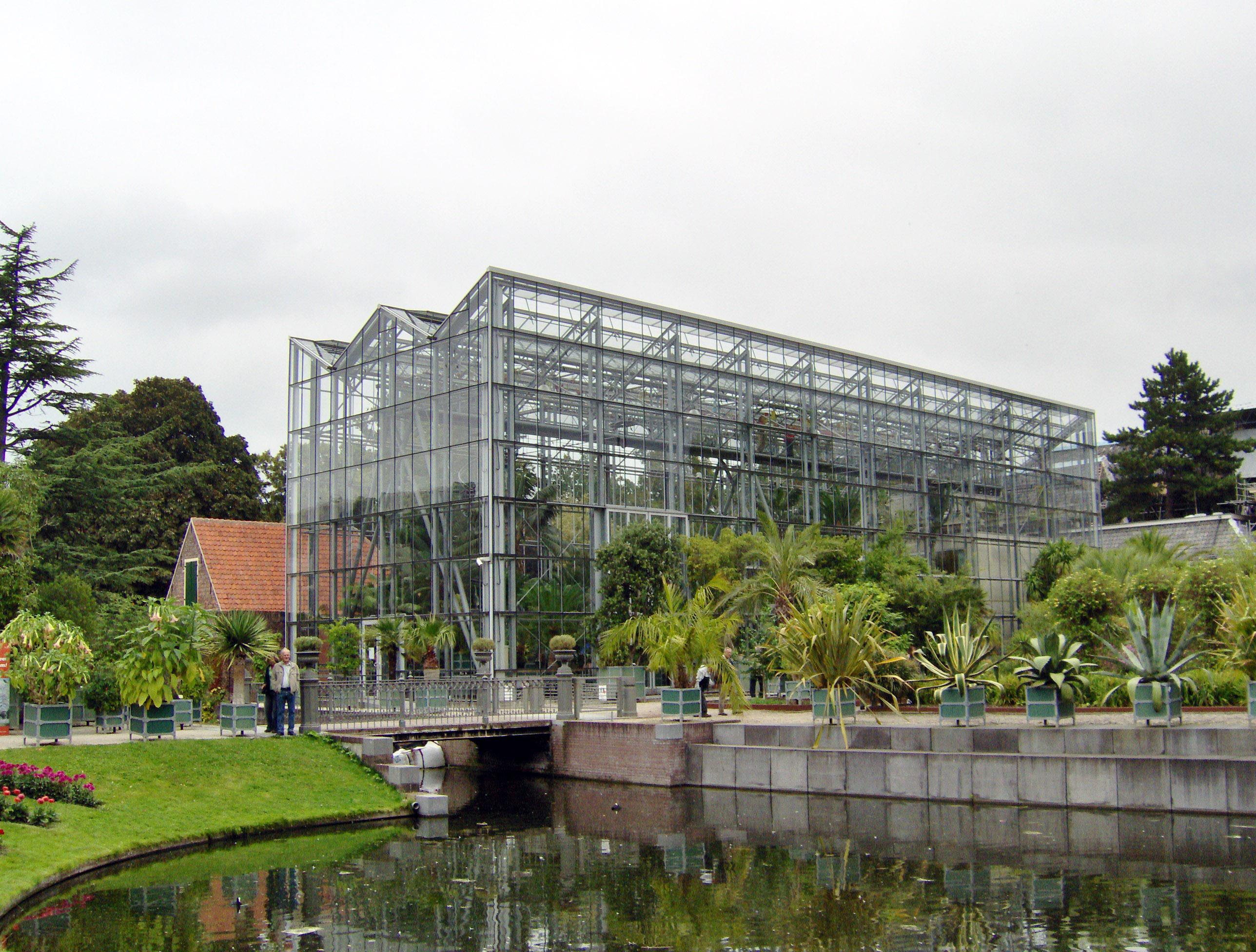 Hortus botanicus photo