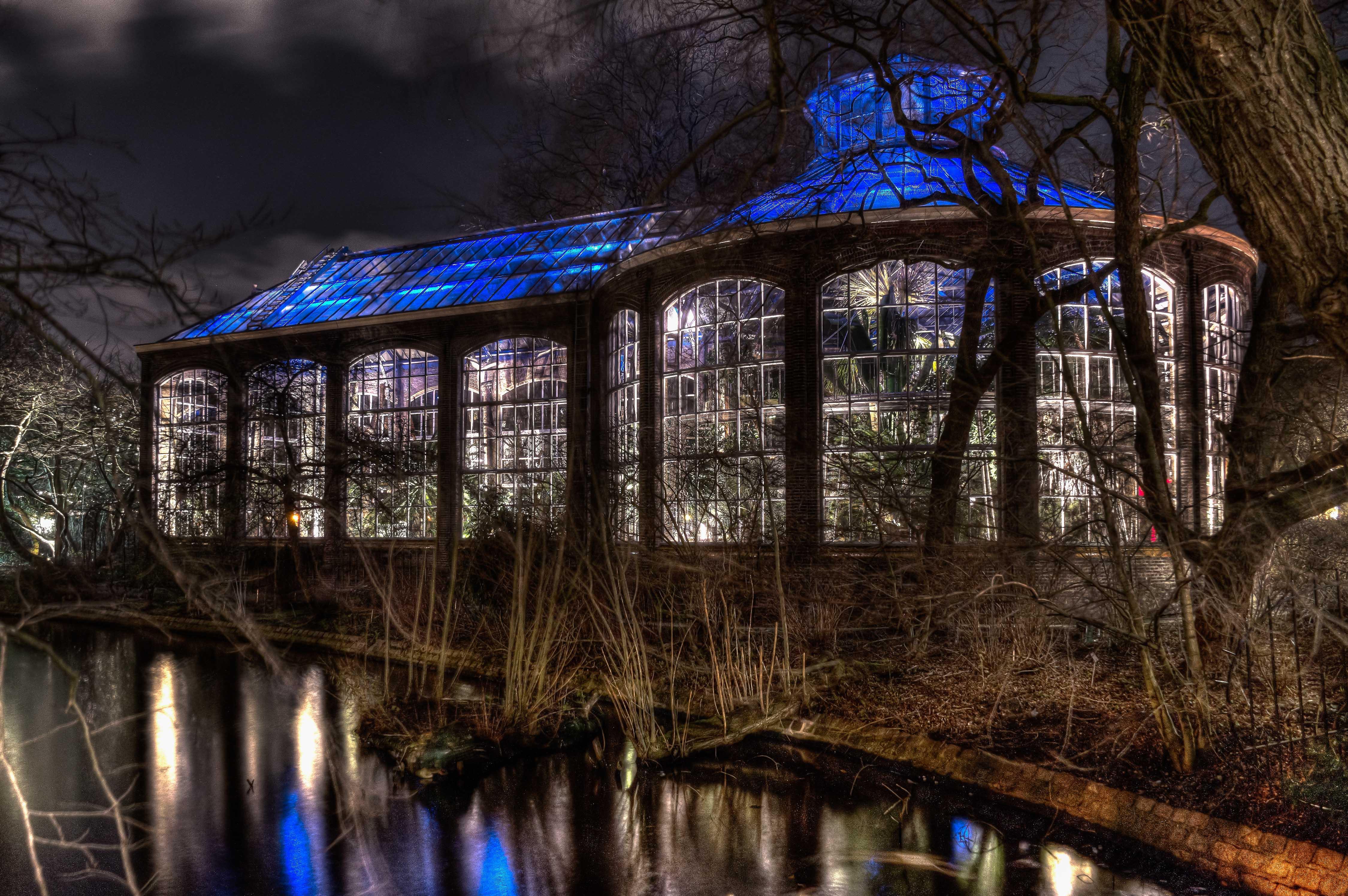 Hortus Botanicus, Amsterdam, Architecture, Botanic, HDR, HQ Photo