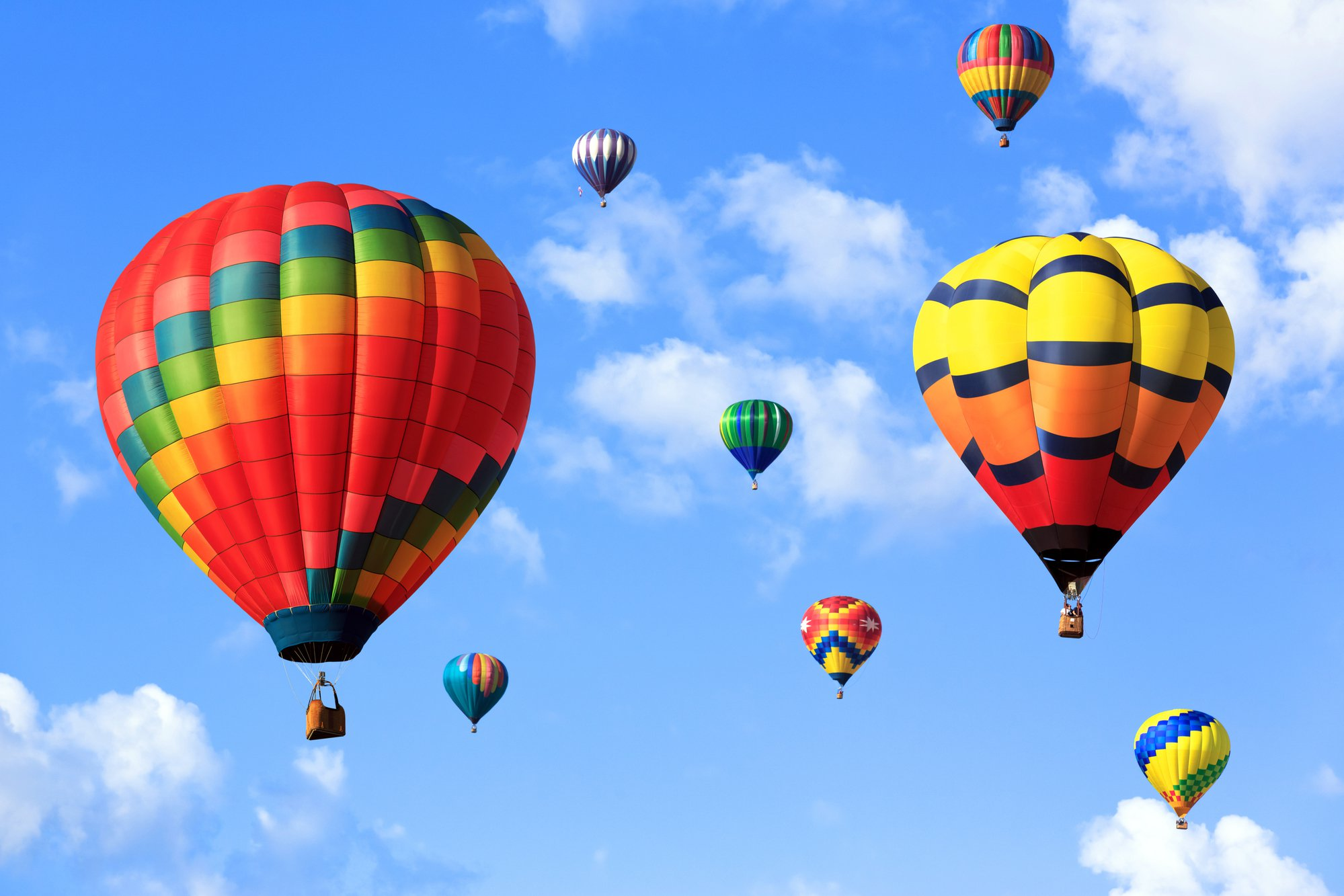 Hot Air Balloon Day | Days Of The Year