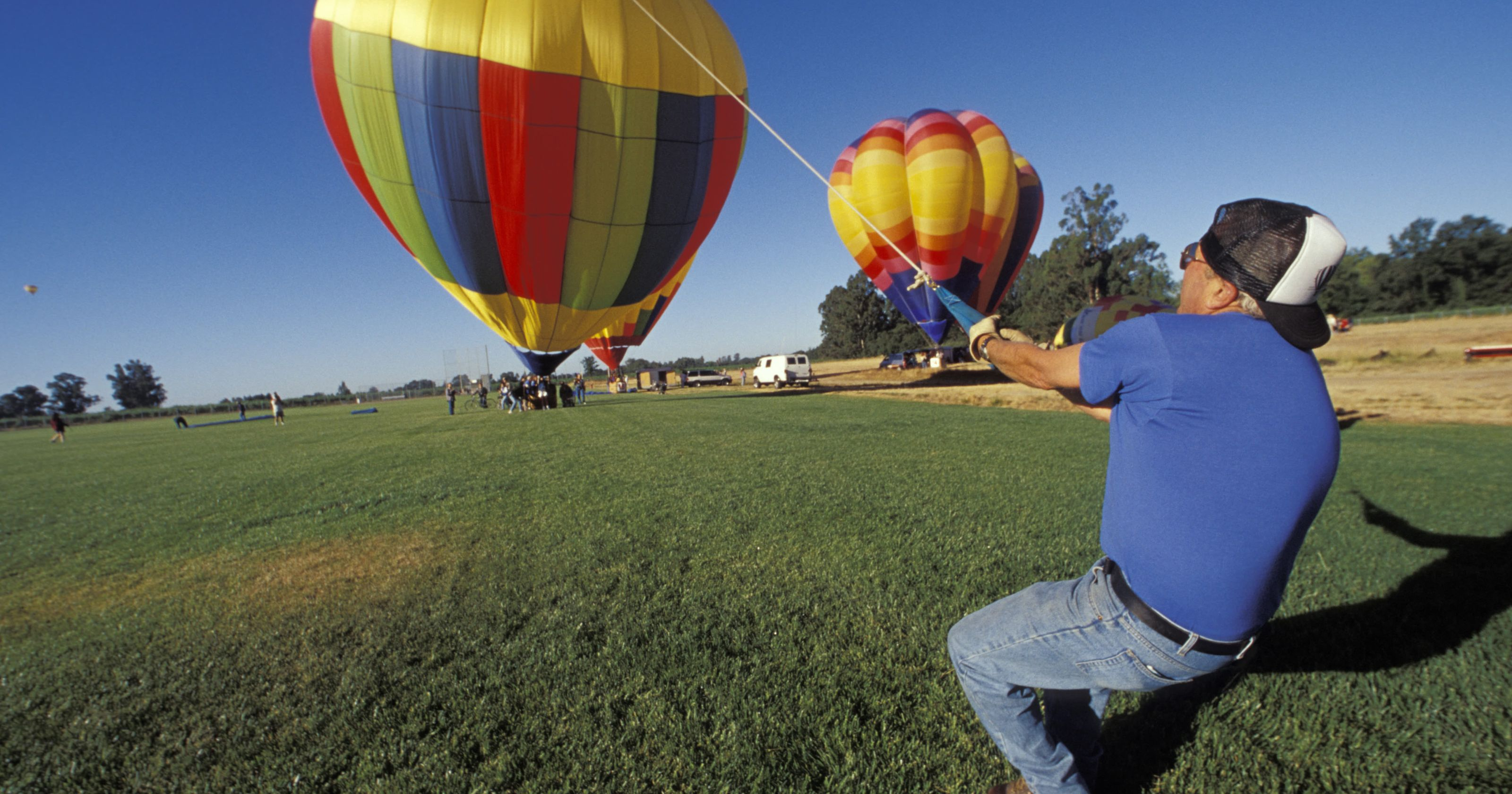 A look at the deadliest hot air balloon accidents