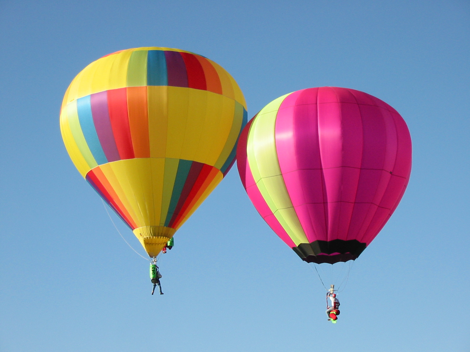 Hot Air Balloons - Lessons - Tes Teach