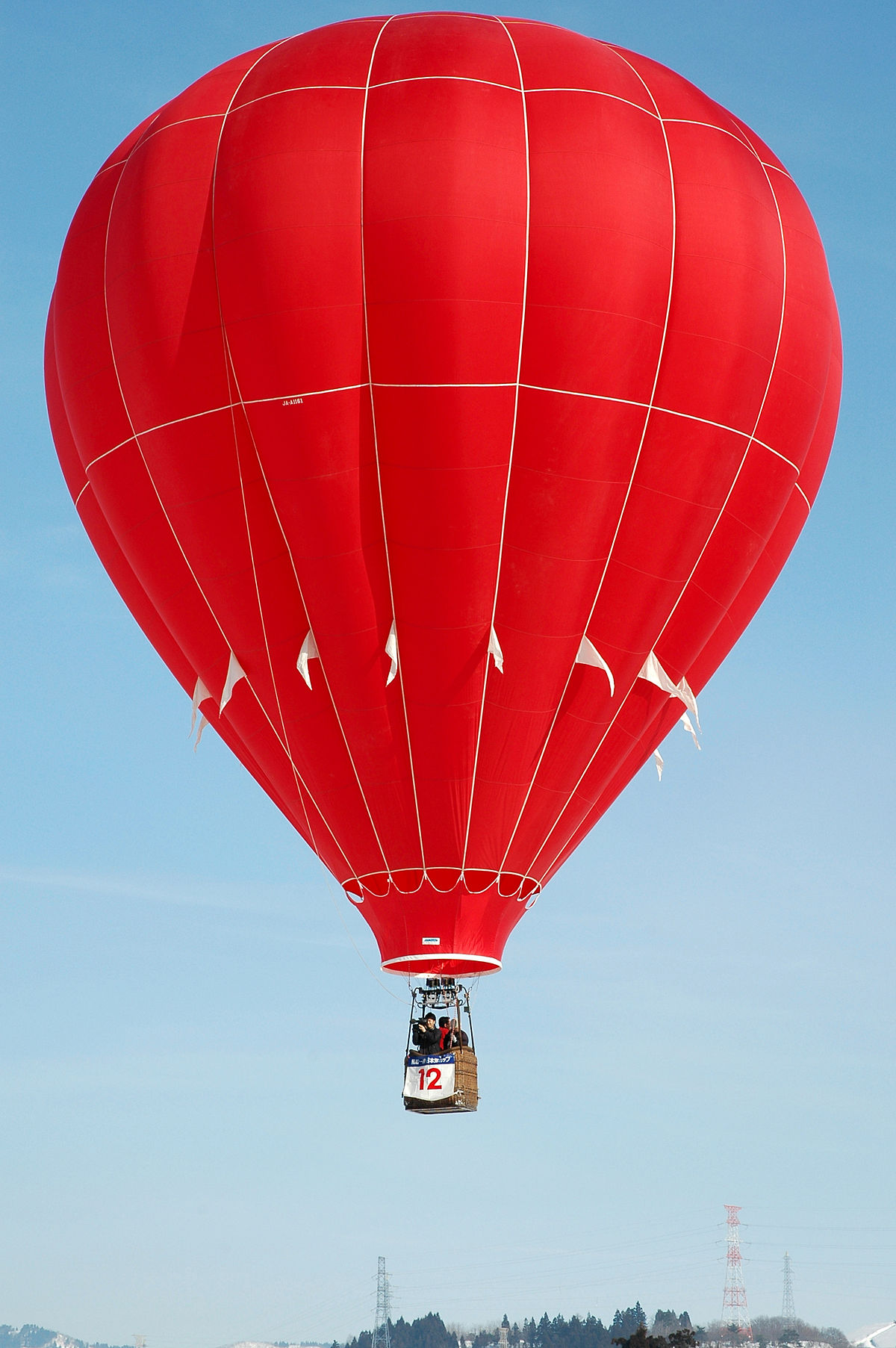 Hot air balloon - Wikipedia