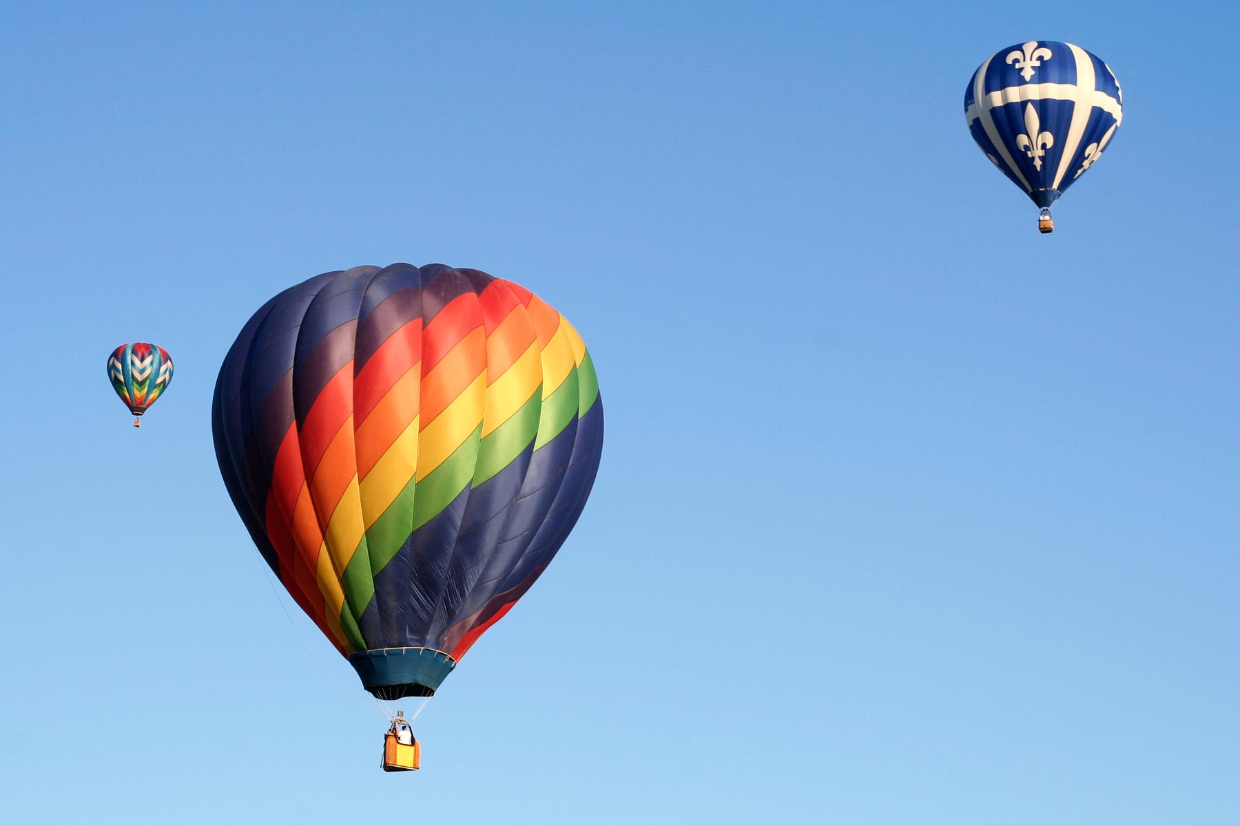 Hot Air Balloons, Adventure, Lys, Pretty, Outside, HQ Photo