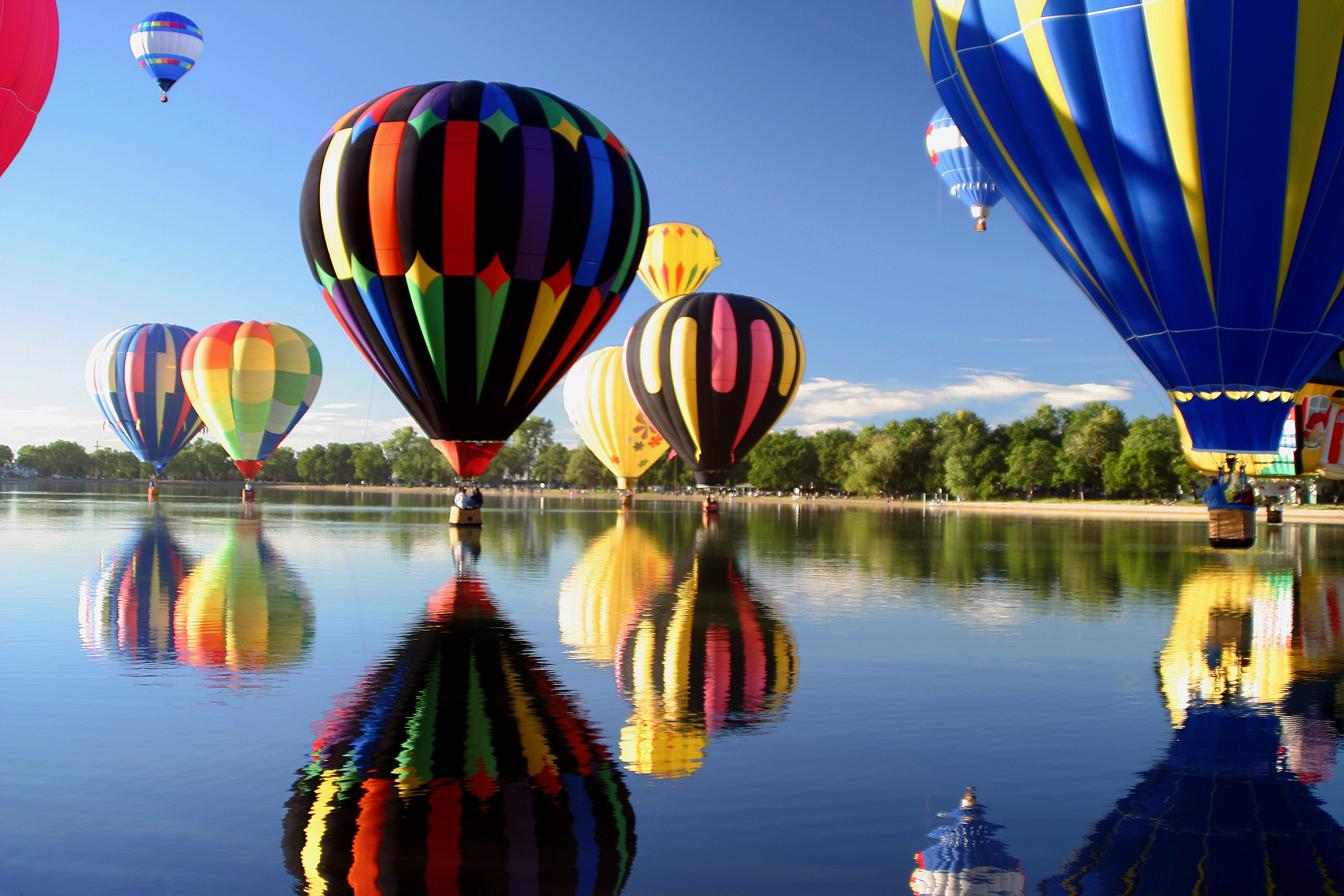 The High-Flying Origin of Hot Air Balloons