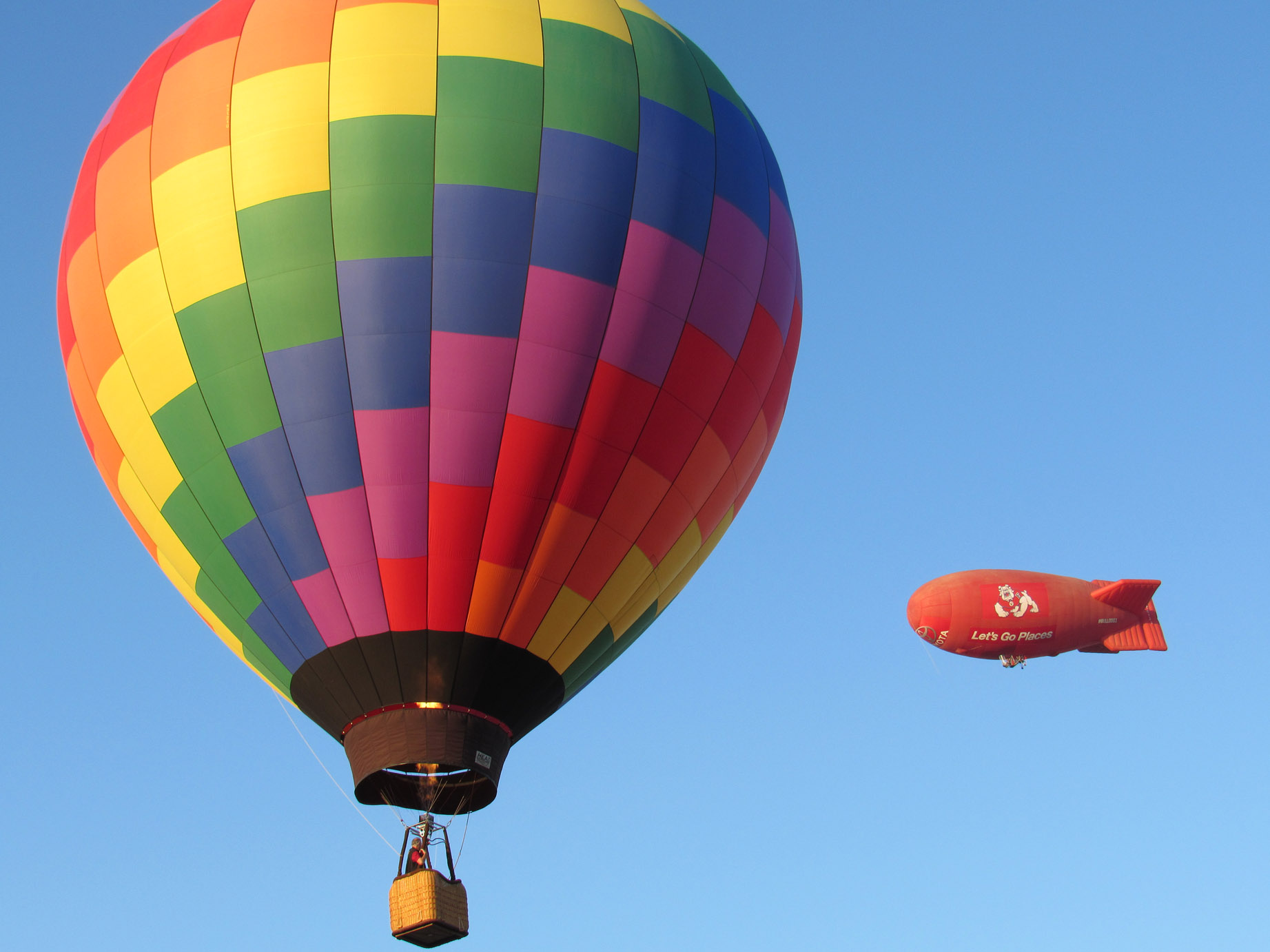 Don't miss ClovisFest & the Hot Air Balloon Fun Fly 2018 this October!