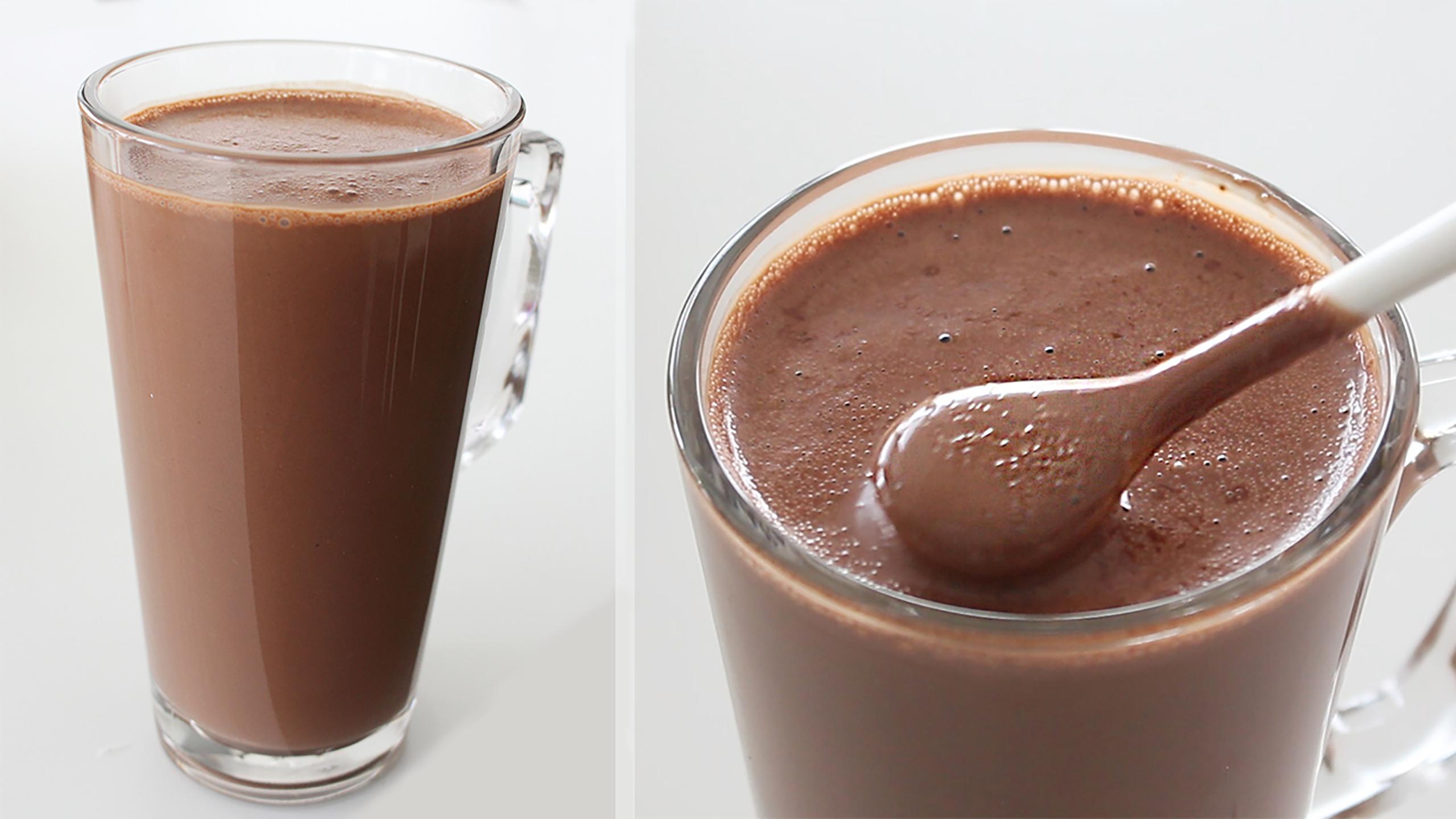 Italian Style Thick Hot Chocolate ~ Recipe | Tastemade