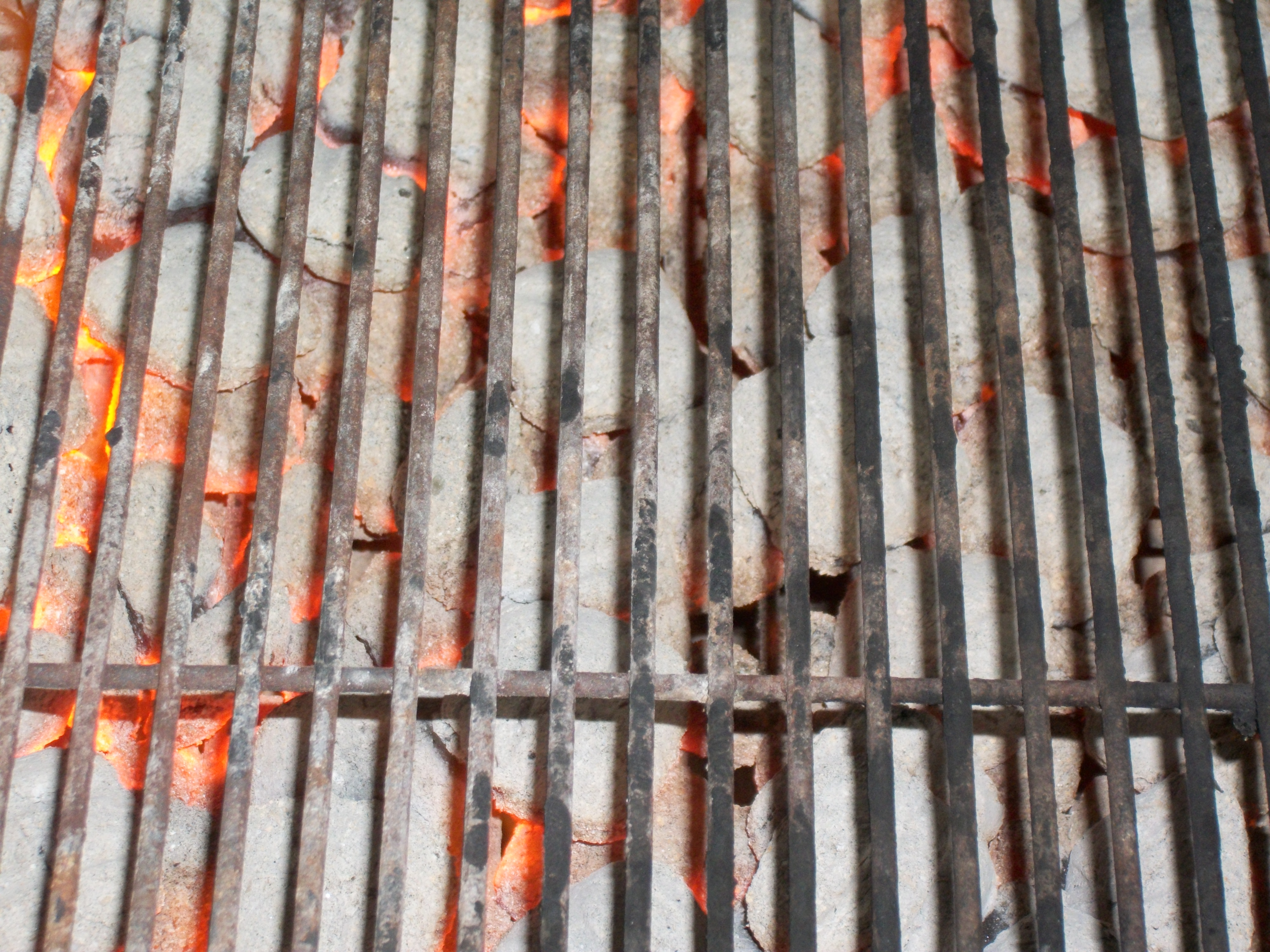 Hot coals in grill, Bbq, Coal, Cook, Fire, HQ Photo
