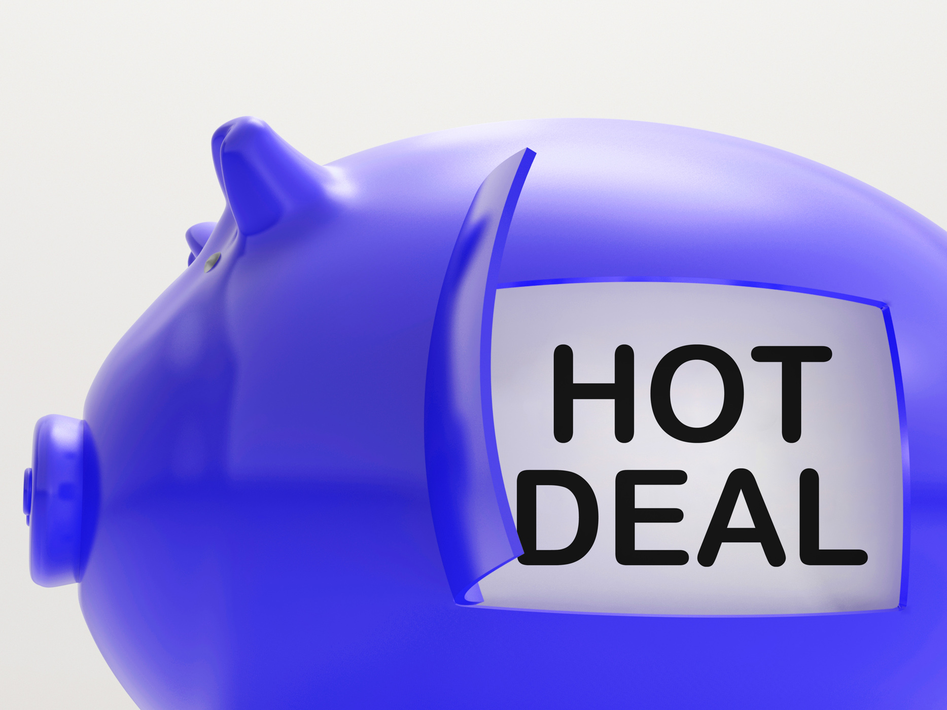 Hot deal piggy bank means best price and quality photo