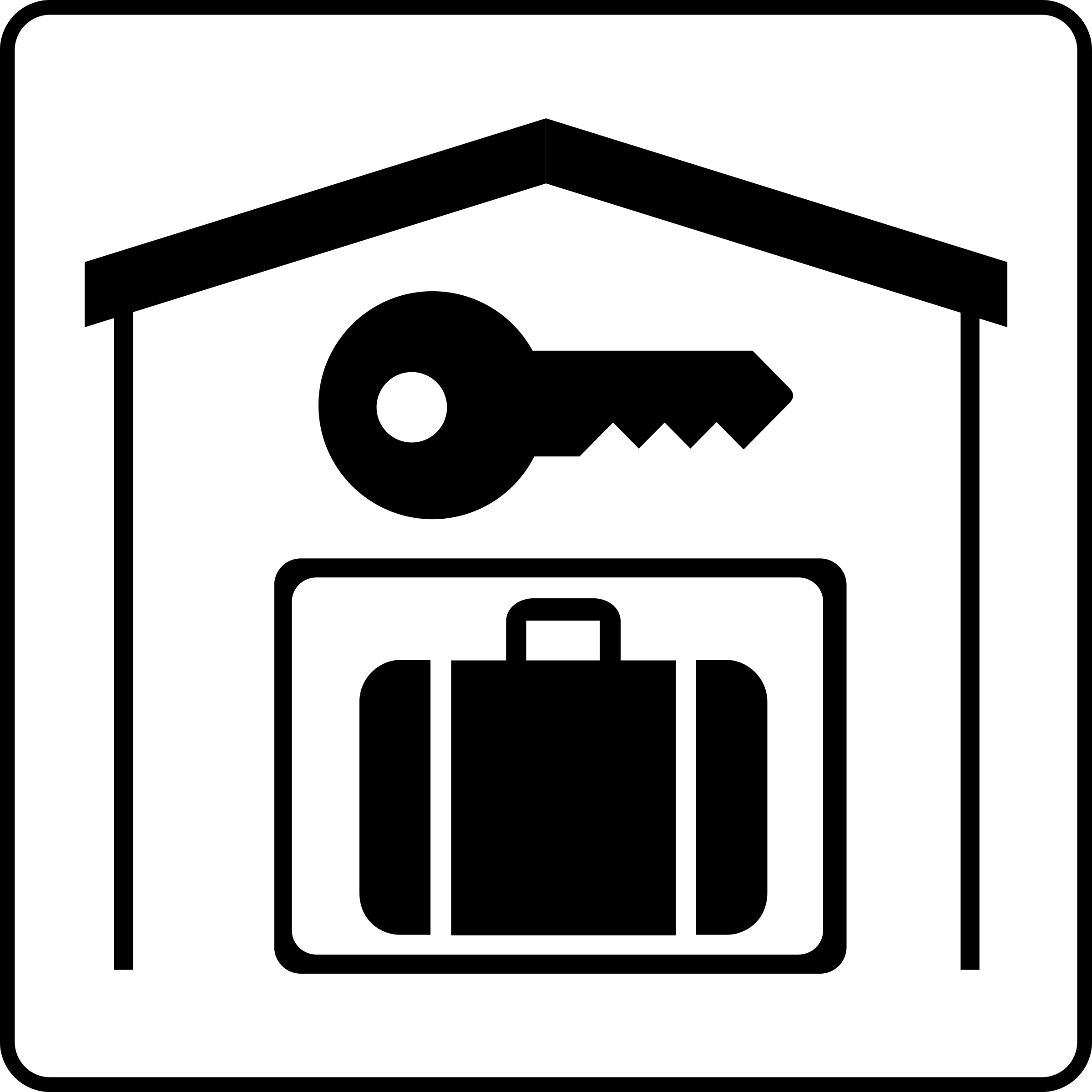 Hotel Icon Has Secure Storage In Room Icons PNG - Free PNG and Icons ...