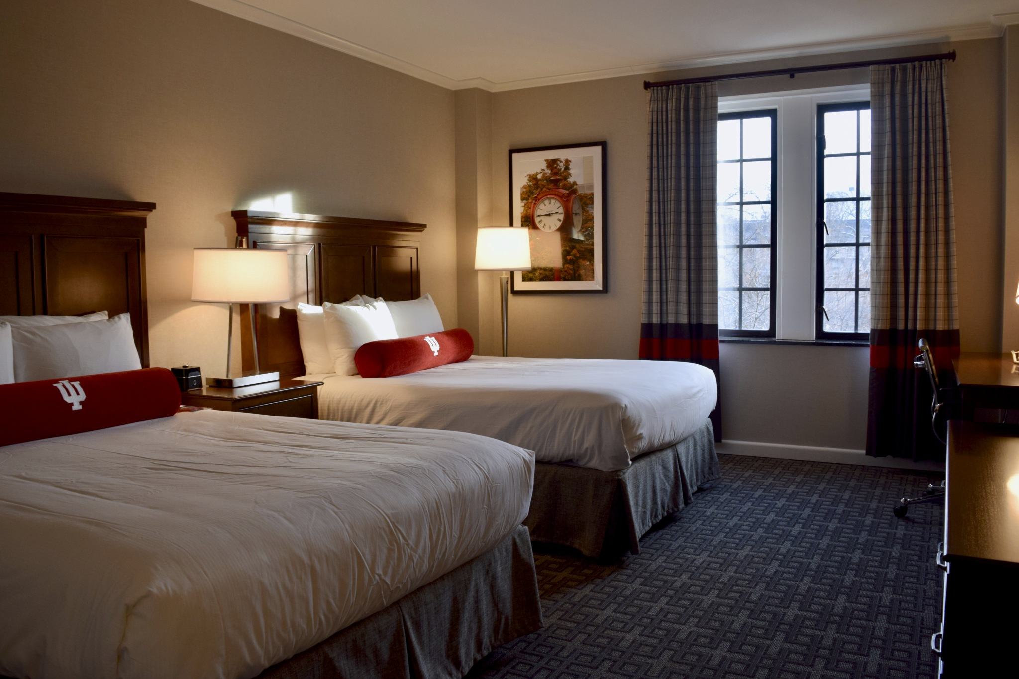Accommodations: Biddle Hotel: Indiana Memorial Union: Indiana ...