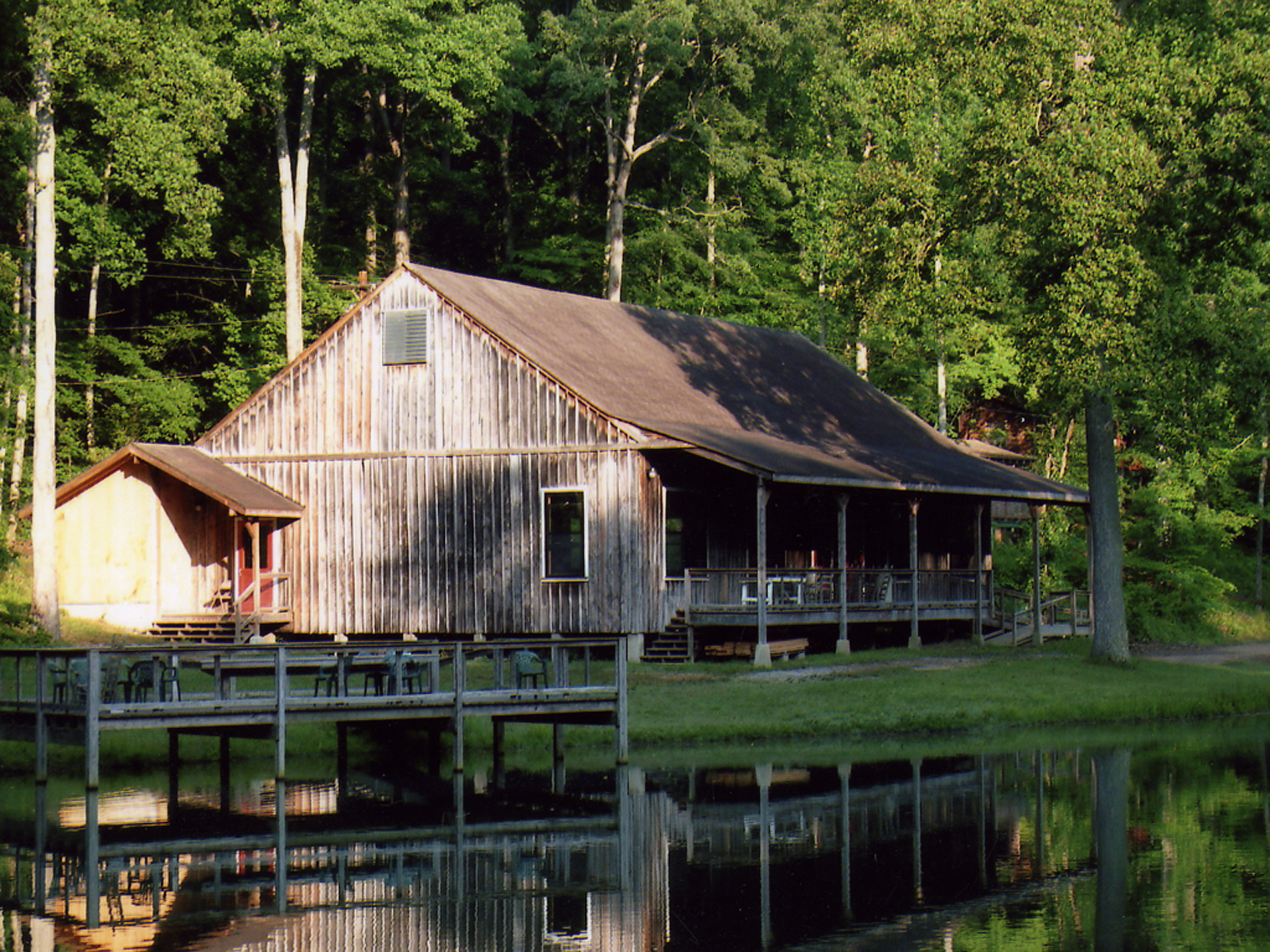 House by the lake, Bspo07, Building, Cabin, House, HQ Photo